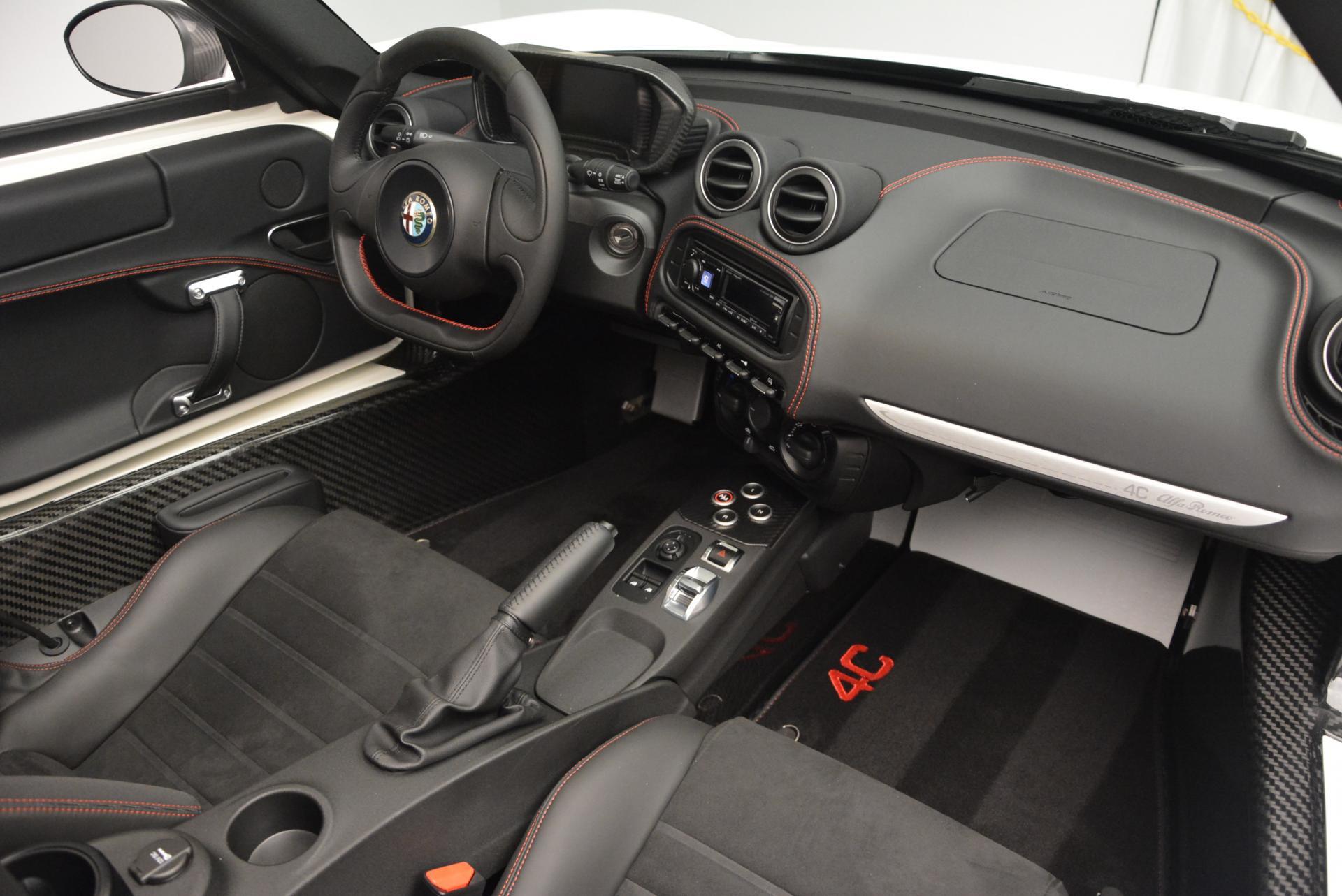 New 2015 Alfa Romeo 4C Spider    Greenwich, CT