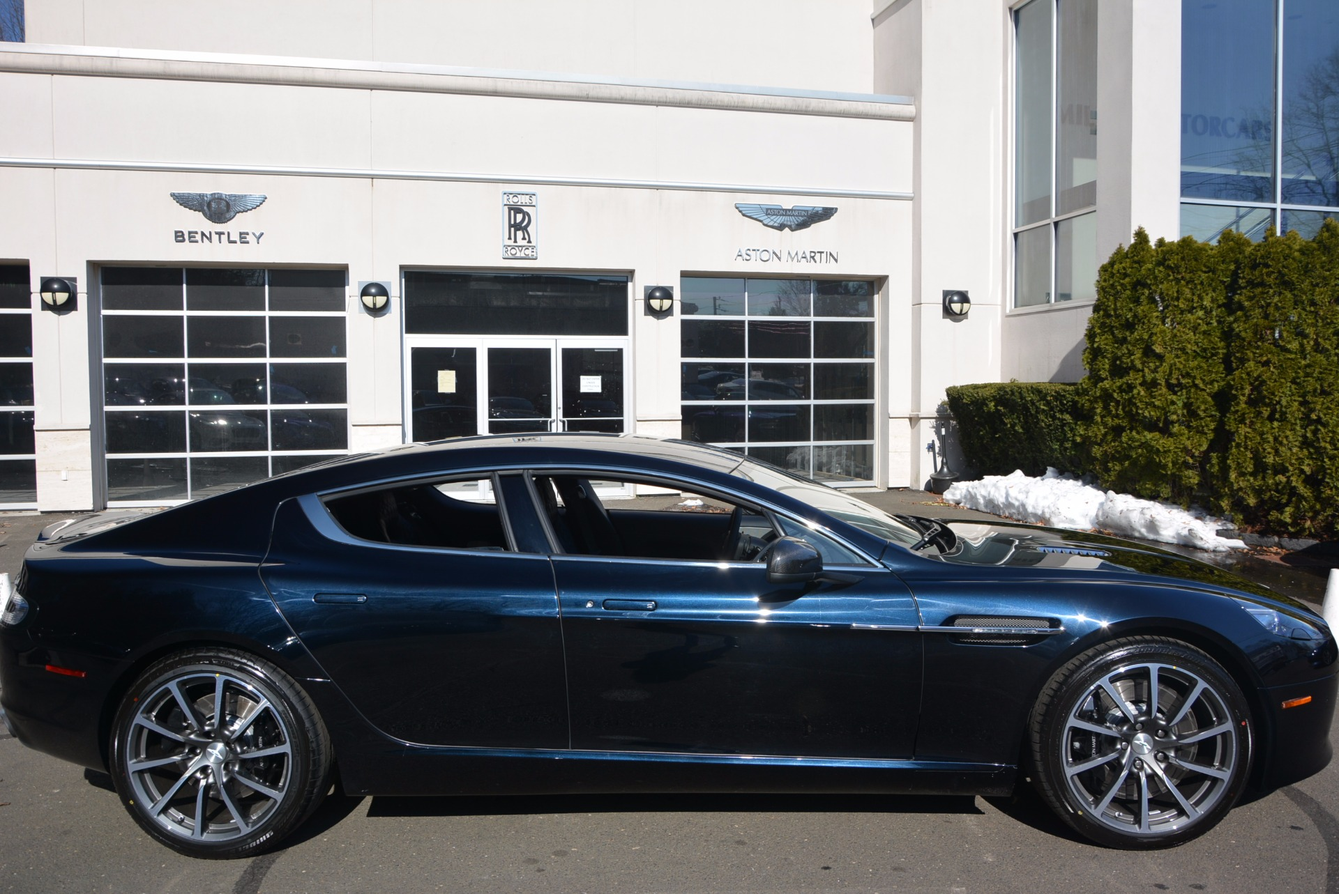 New 2017 Aston Martin Rapide S Shadow Edition | Greenwich, CT