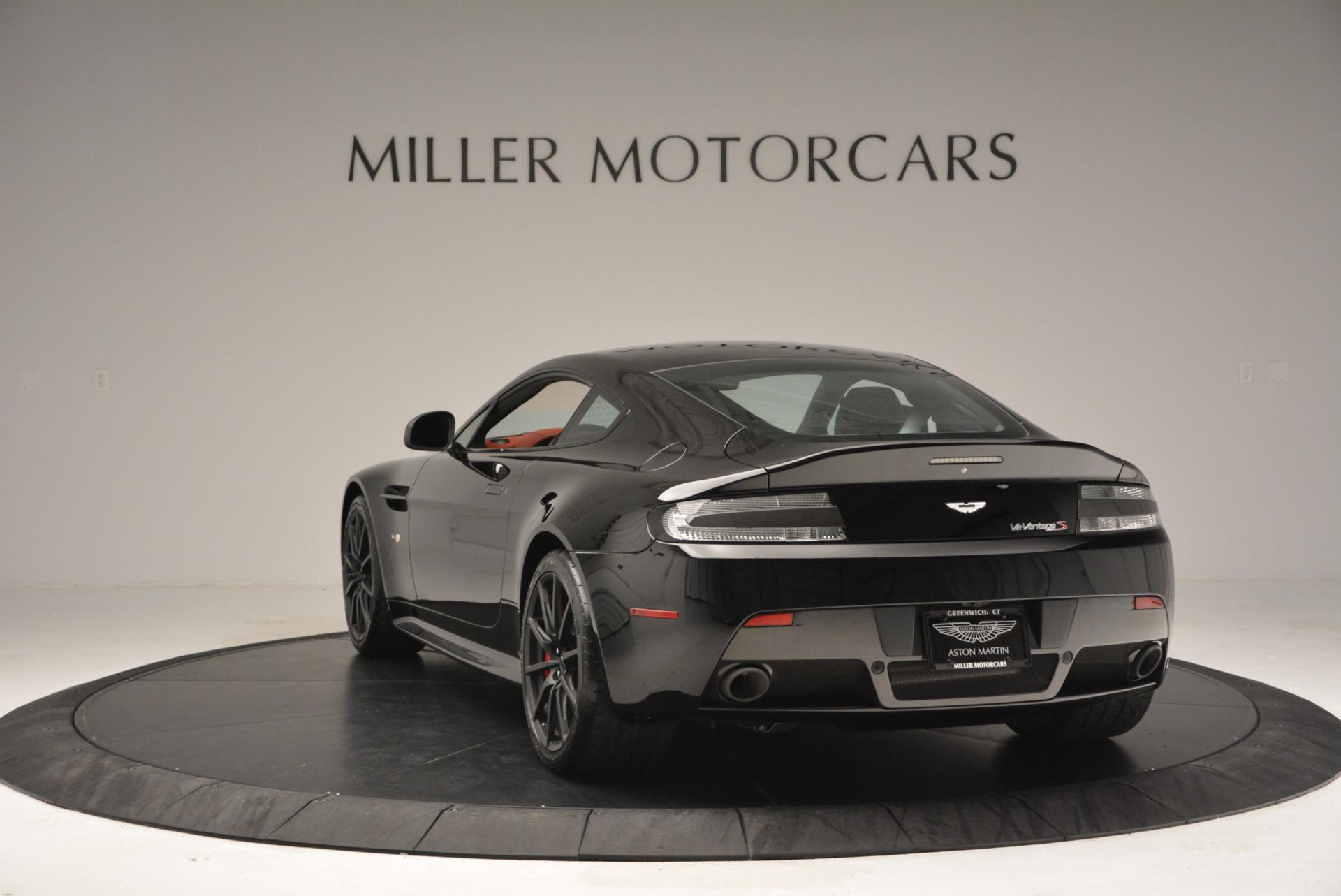 New 2015 Aston Martin V12 Vantage S  | Greenwich, CT
