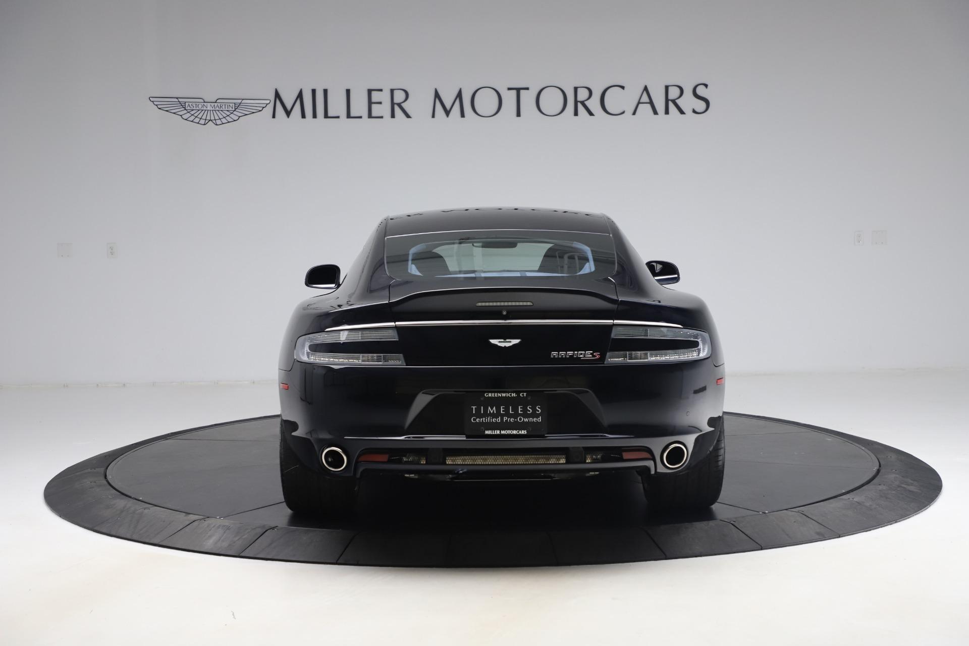 New 2016 Aston Martin Rapide S Base | Greenwich, CT