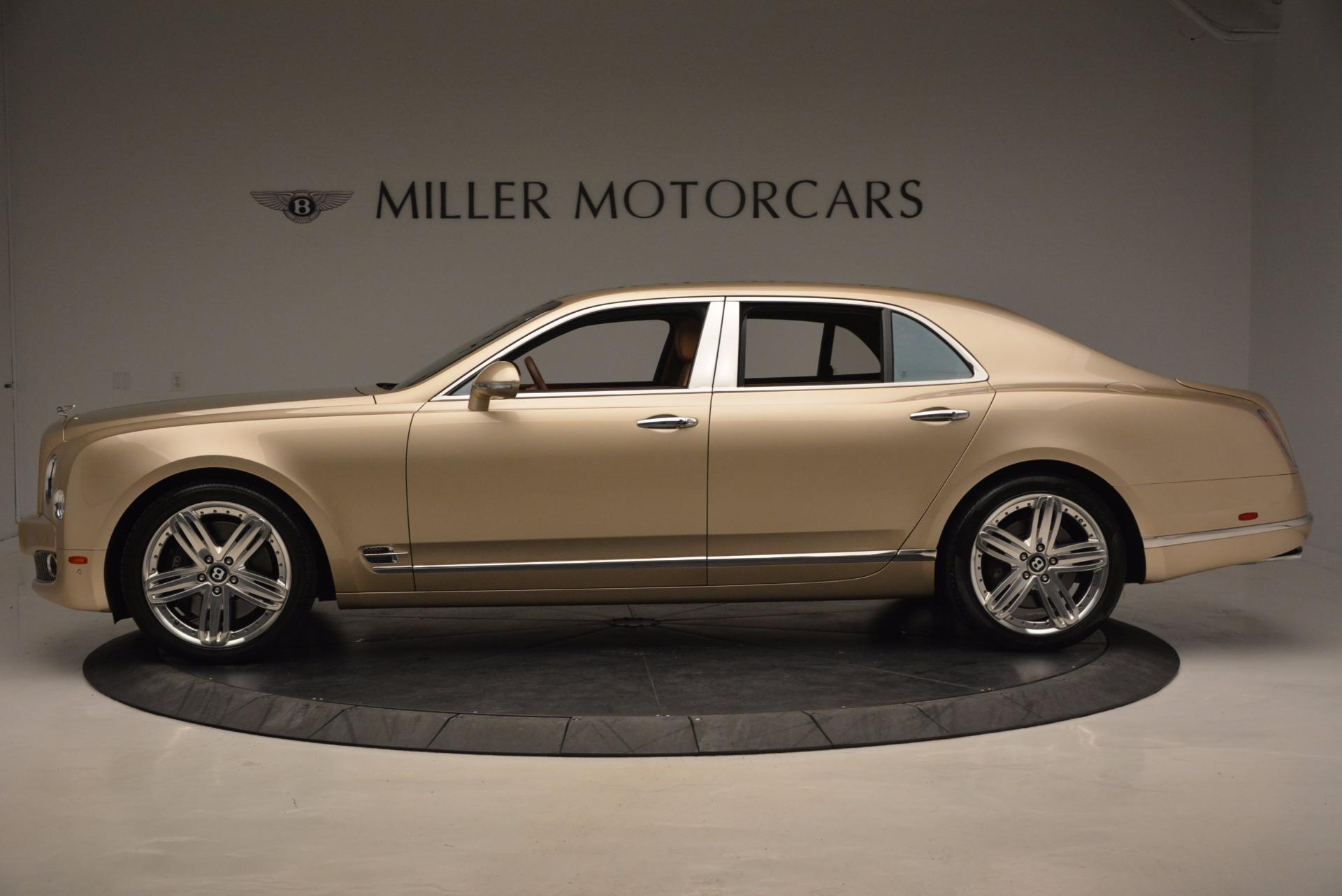 Used 2011 Bentley Mulsanne  | Greenwich, CT