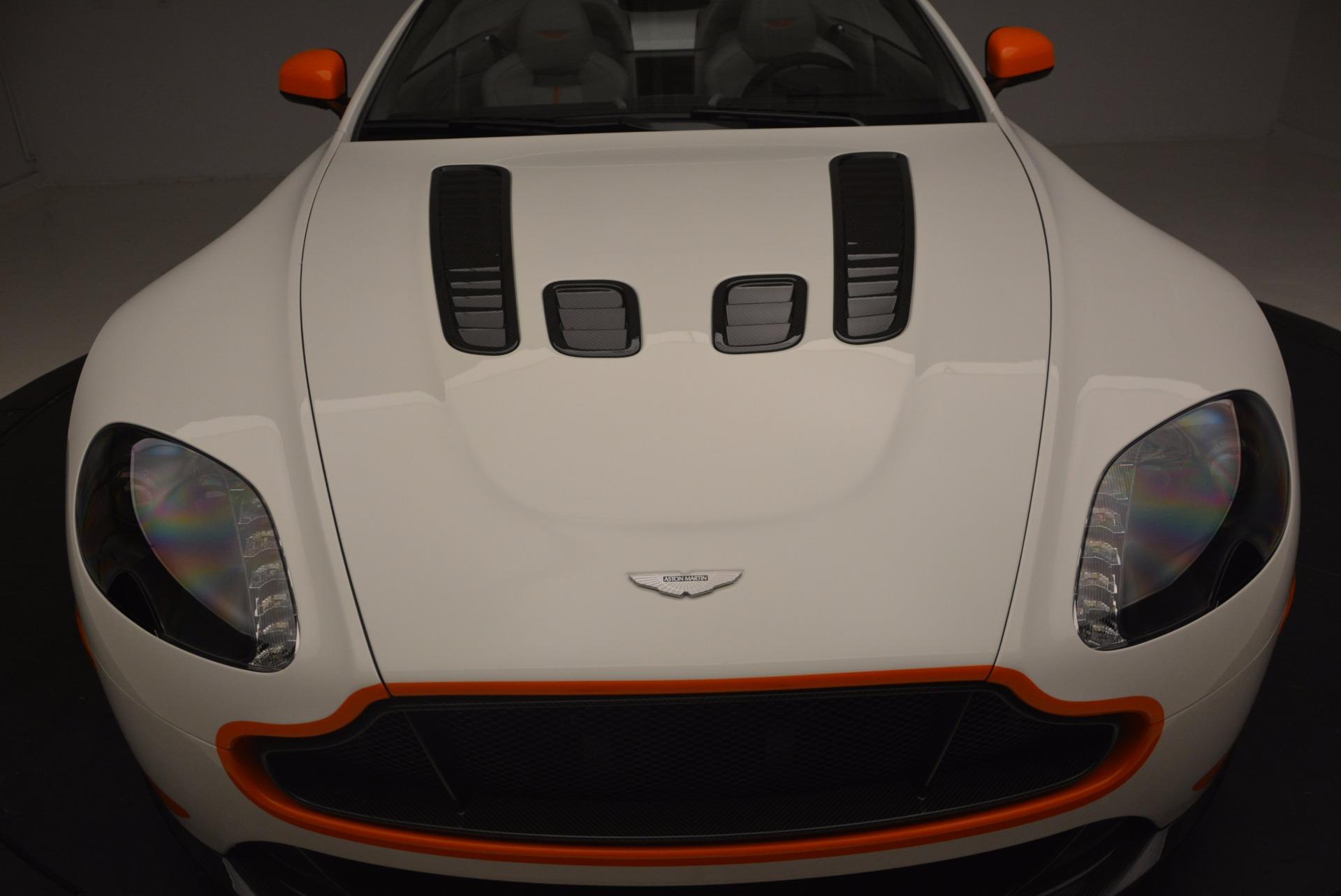 Used 2017 Aston Martin V12 Vantage S Convertible | Greenwich, CT