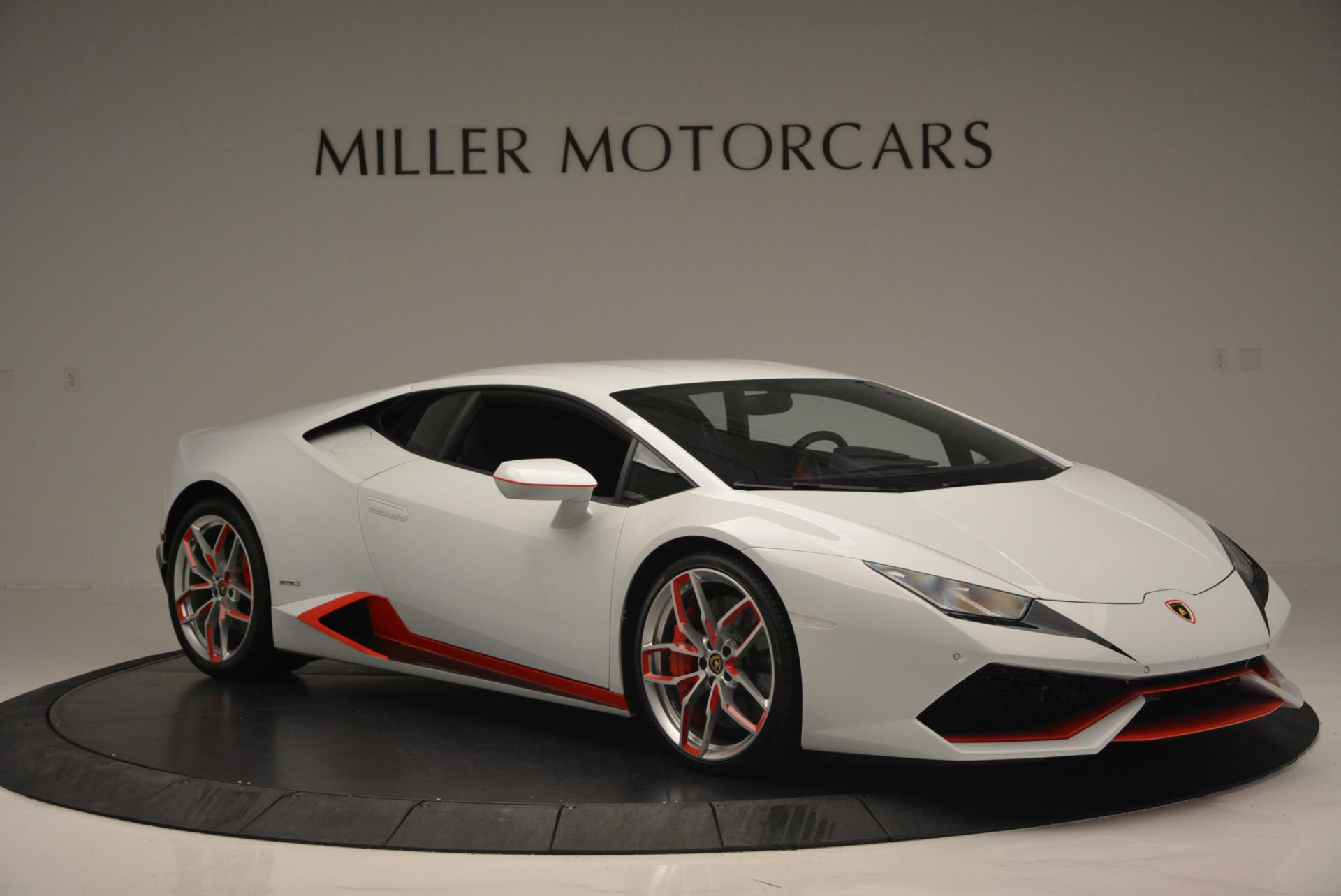 Used 2015 Lamborghini Huracan LP610-4 | Greenwich, CT