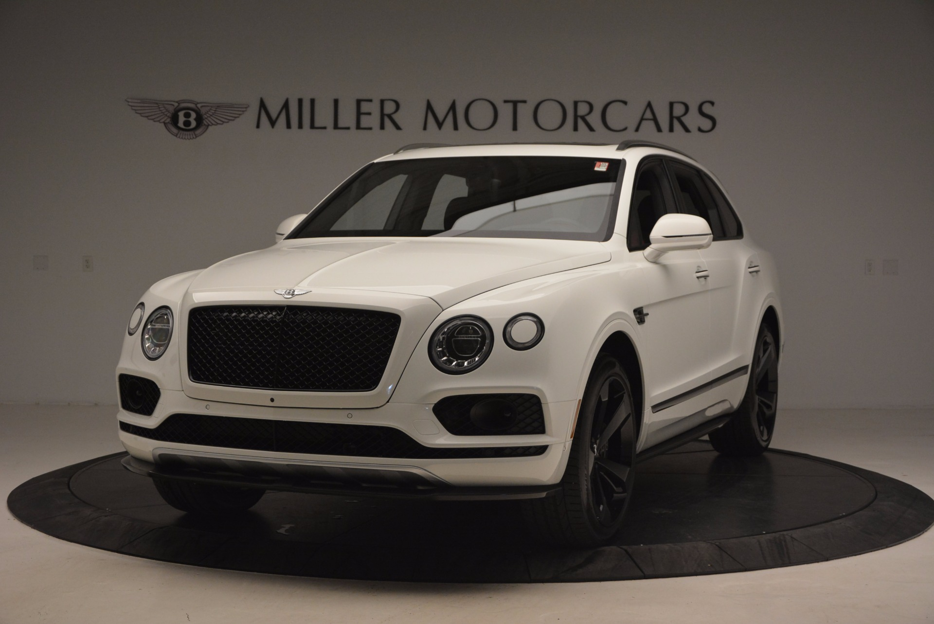 2018 Bentley Bentayga: Mulliner Version, Changes, PRice >> 2018 Bentley Bentayga Black Edition Stock B1265 For Sale
