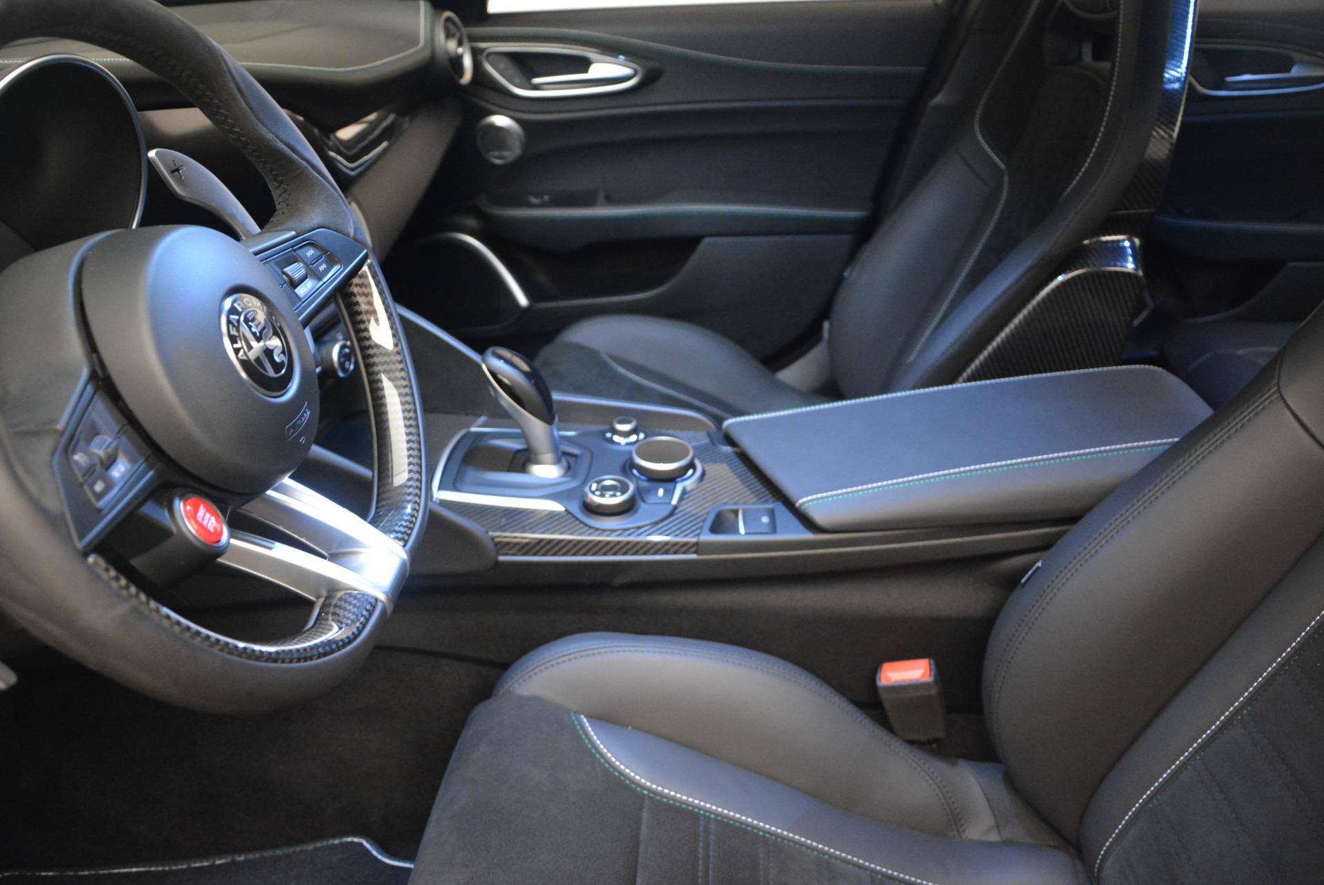 Used 2017 Alfa Romeo Giulia Quadrifoglio | Greenwich, CT