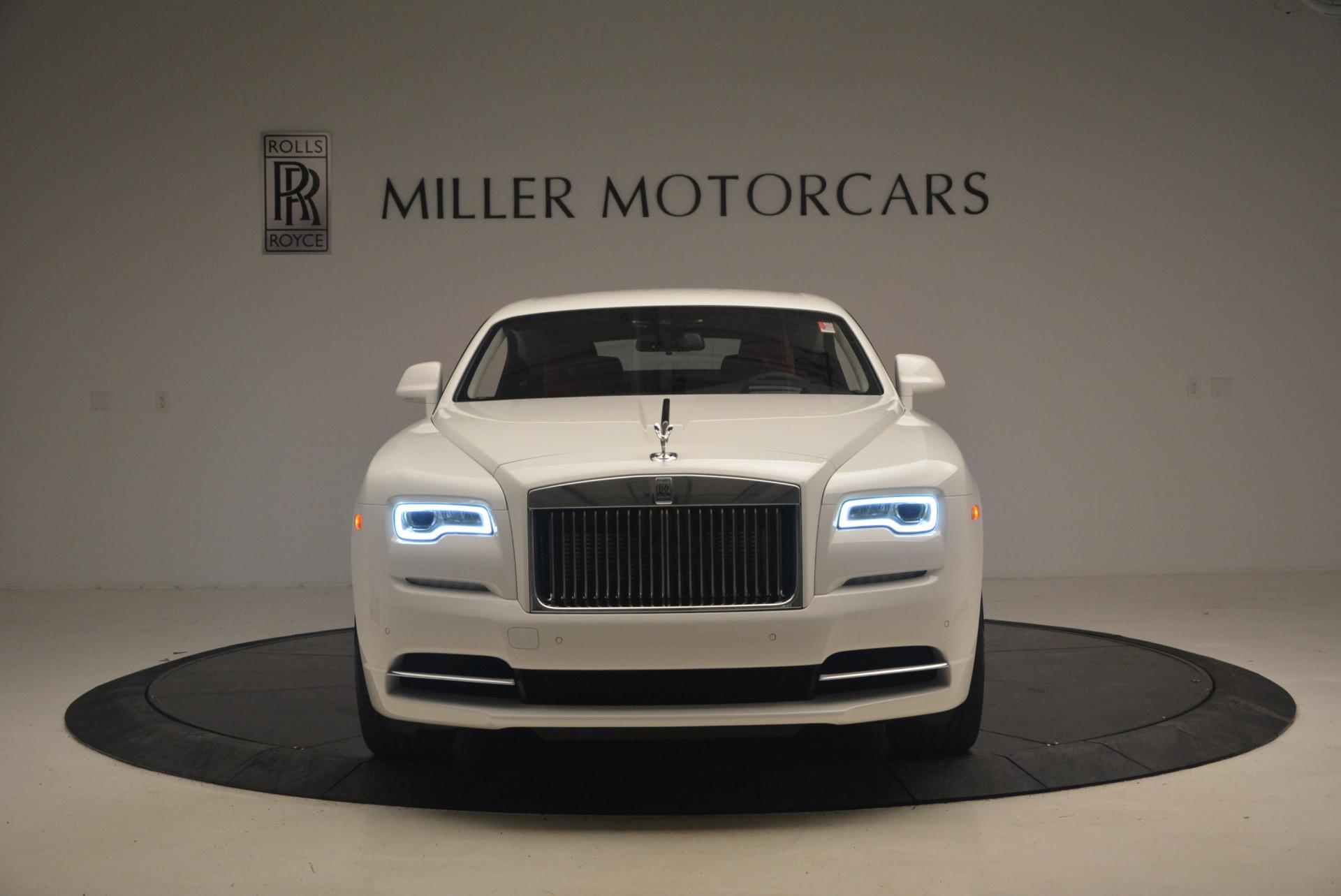 Used 2017 Rolls-Royce Wraith  | Greenwich, CT