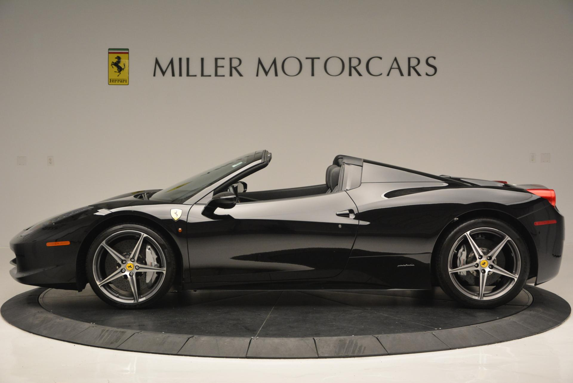 Used 2012 Ferrari 458 Spider  | Greenwich, CT