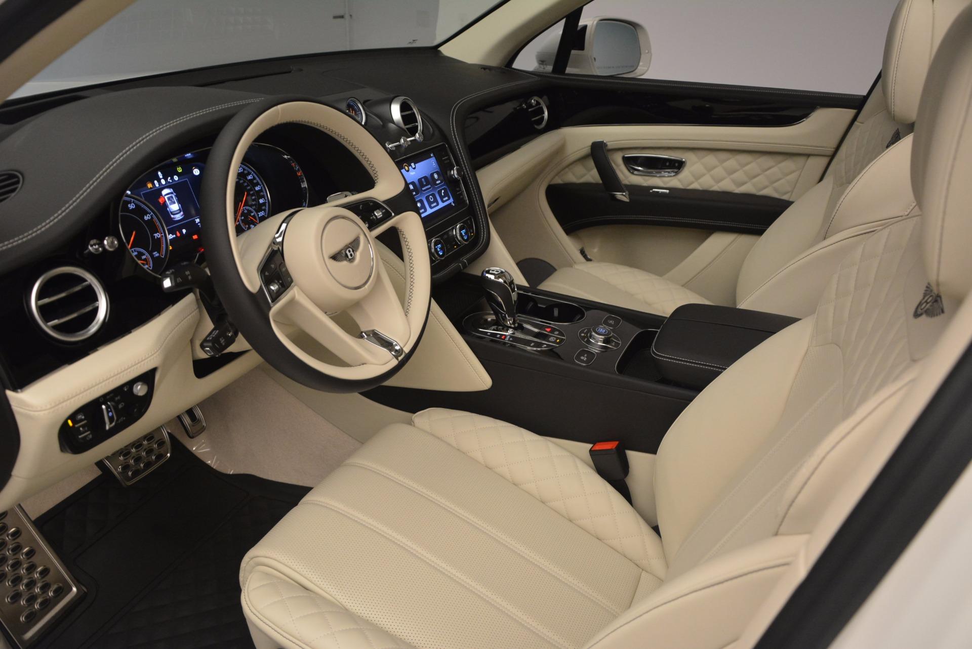 Used 2018 Bentley Bentayga Black Edition   Greenwich, CT