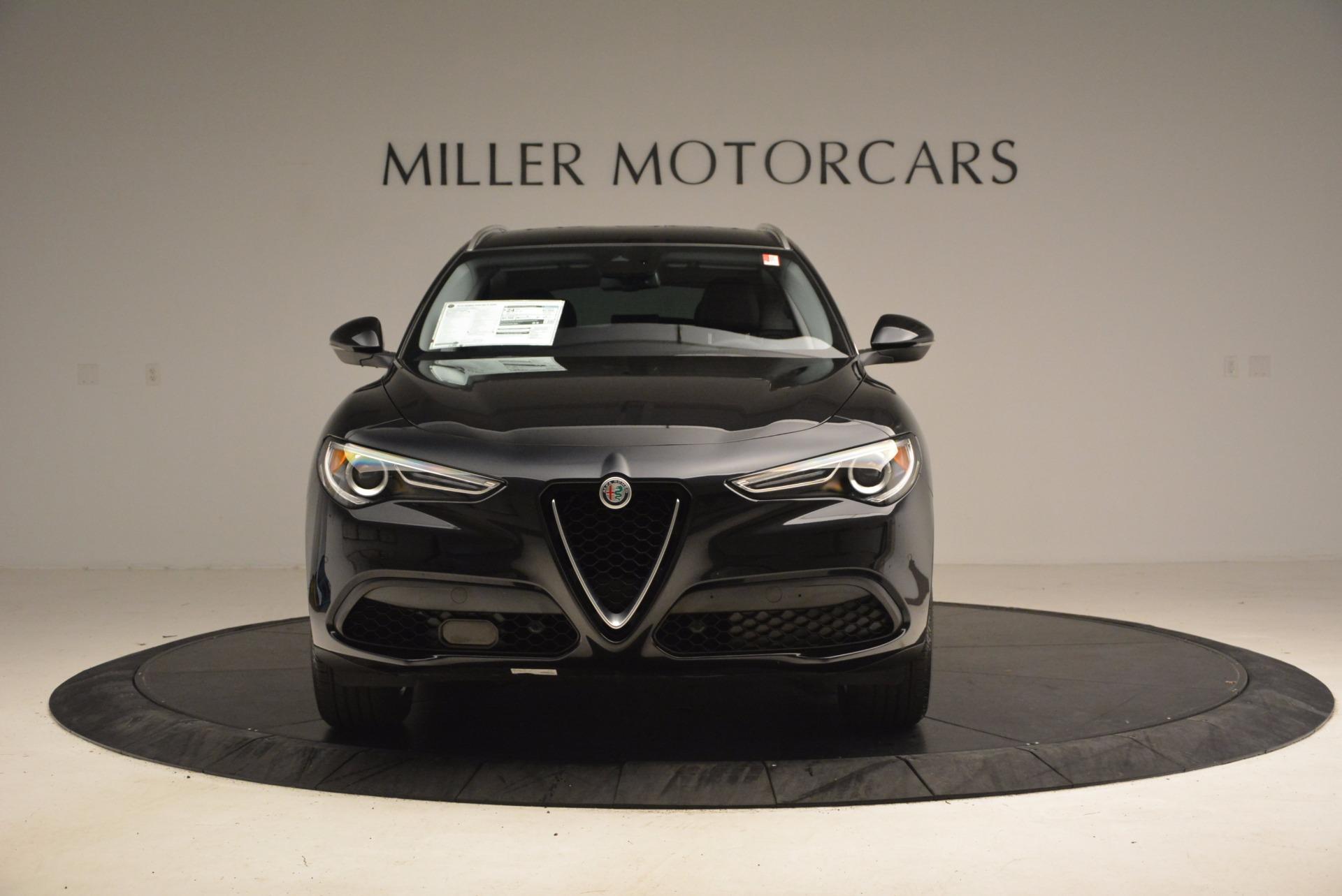 Used 2018 Alfa Romeo Stelvio Ti Q4 | Greenwich, CT