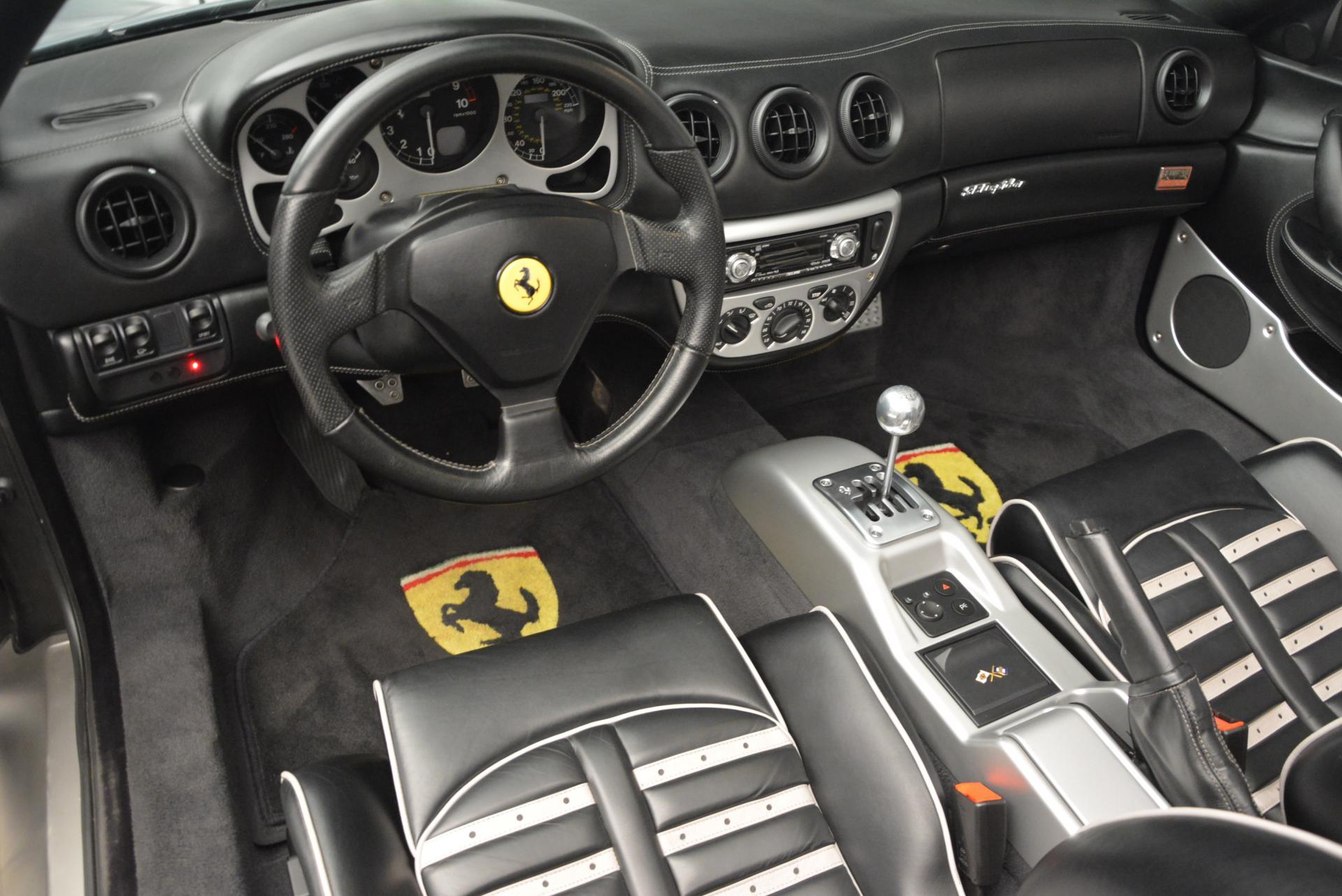 Used 2004 Ferrari 360 Spider 6-Speed Manual  | Greenwich, CT