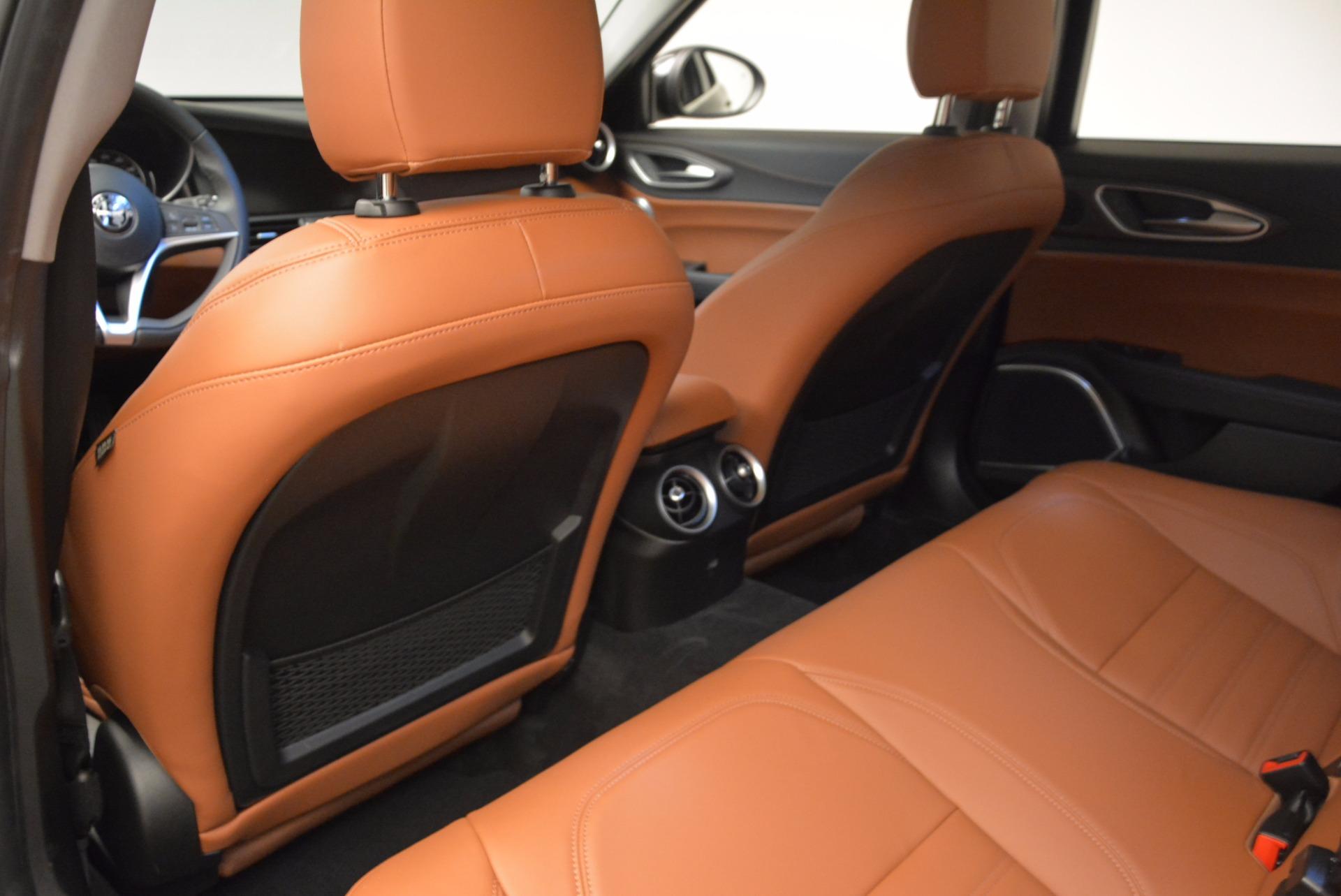 New 2017 Alfa Romeo Giulia Ti Lusso Q4 | Greenwich, CT