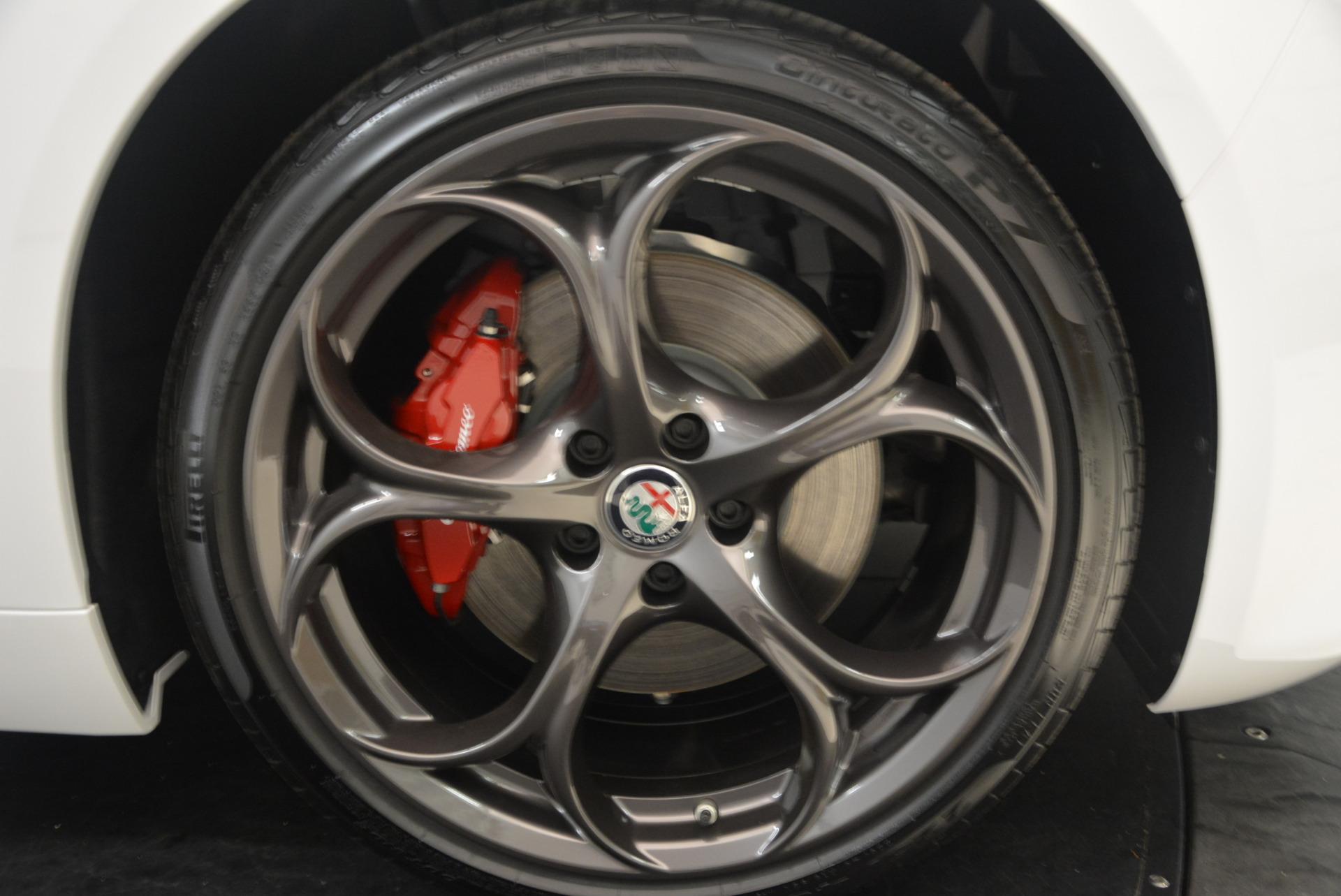 New 2017 Alfa Romeo Giulia Ti Sport Q4 | Greenwich, CT