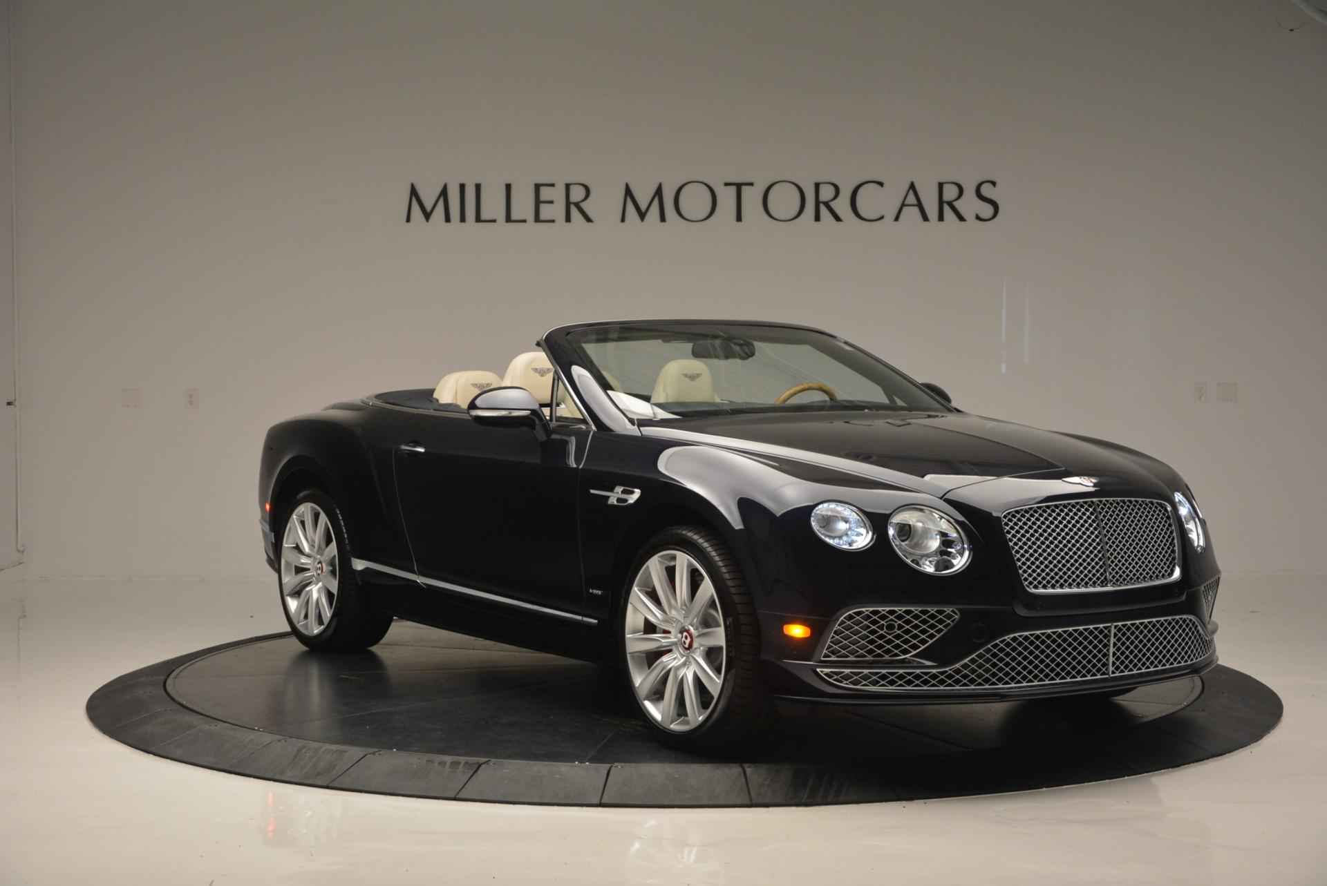 Used 2016 Bentley Continental GT V8 S Convertible  | Greenwich, CT