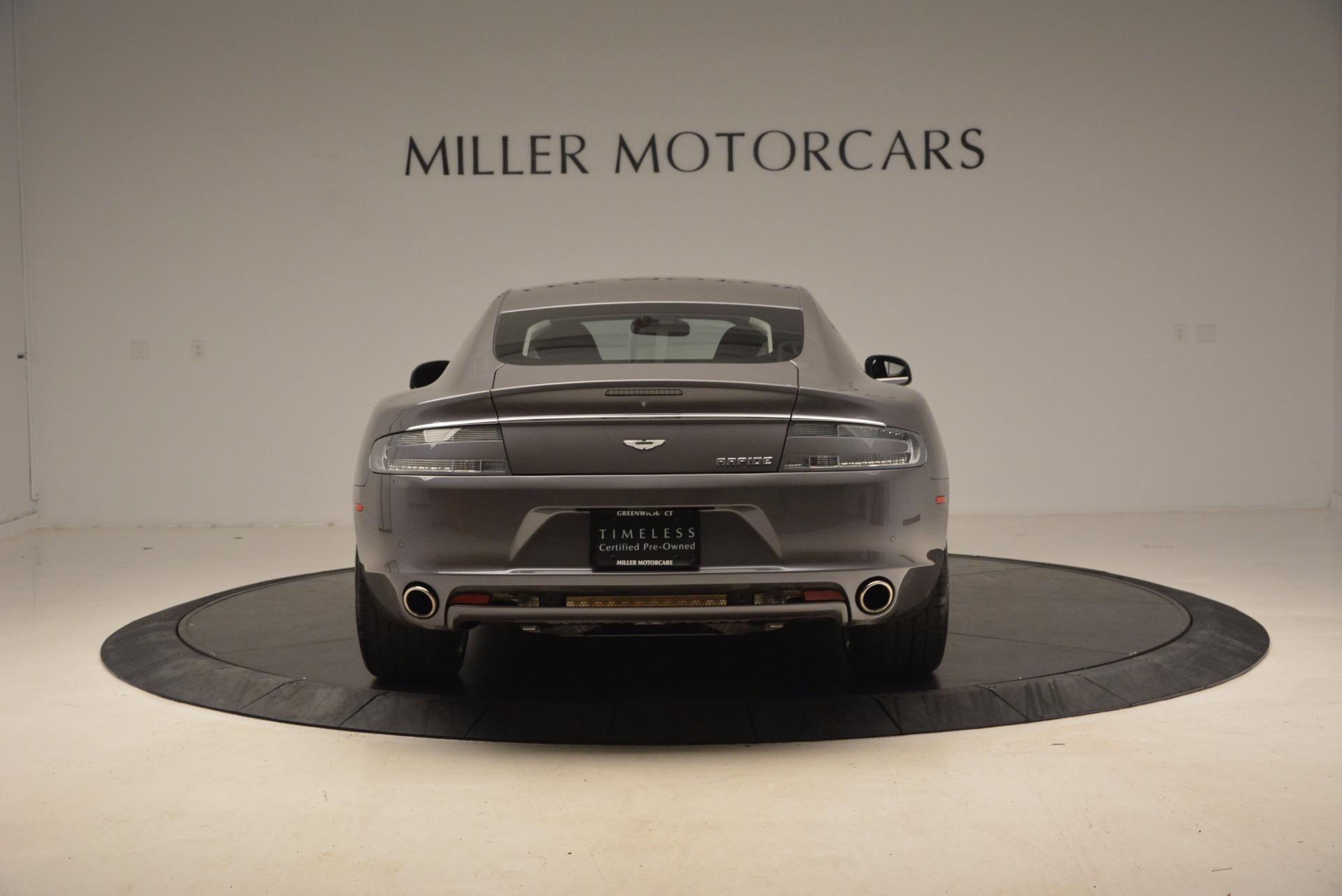 Used 2012 Aston Martin Rapide  | Greenwich, CT