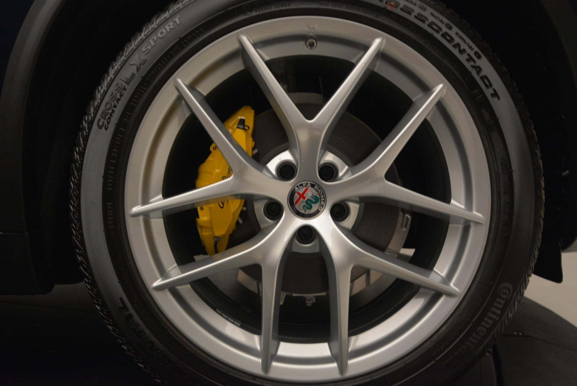 New 2018 Alfa Romeo Stelvio Ti Q4 | Greenwich, CT