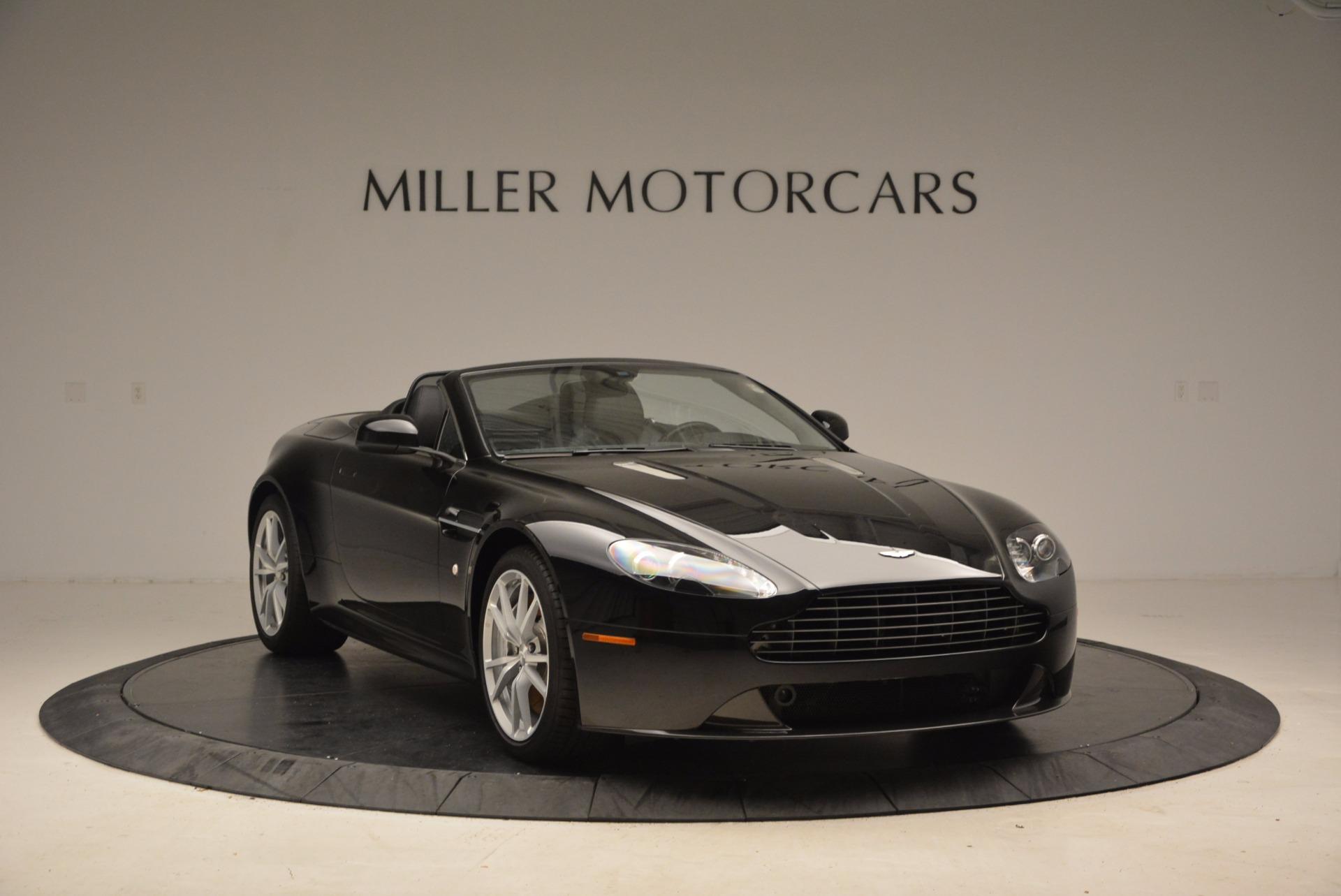 New 2016 Aston Martin V8 Vantage Roadster | Greenwich, CT