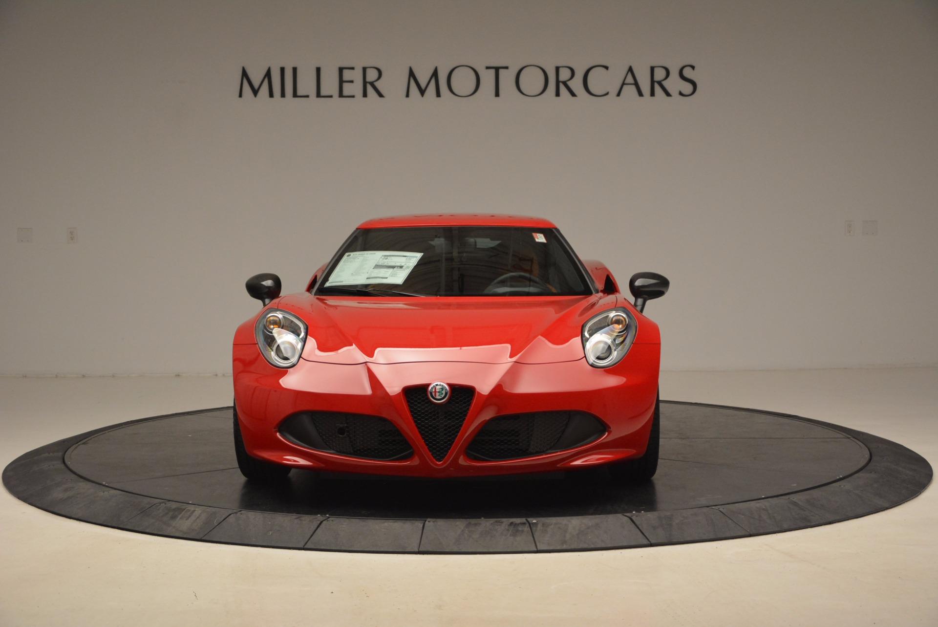New 2018 Alfa Romeo 4C Coupe   Greenwich, CT