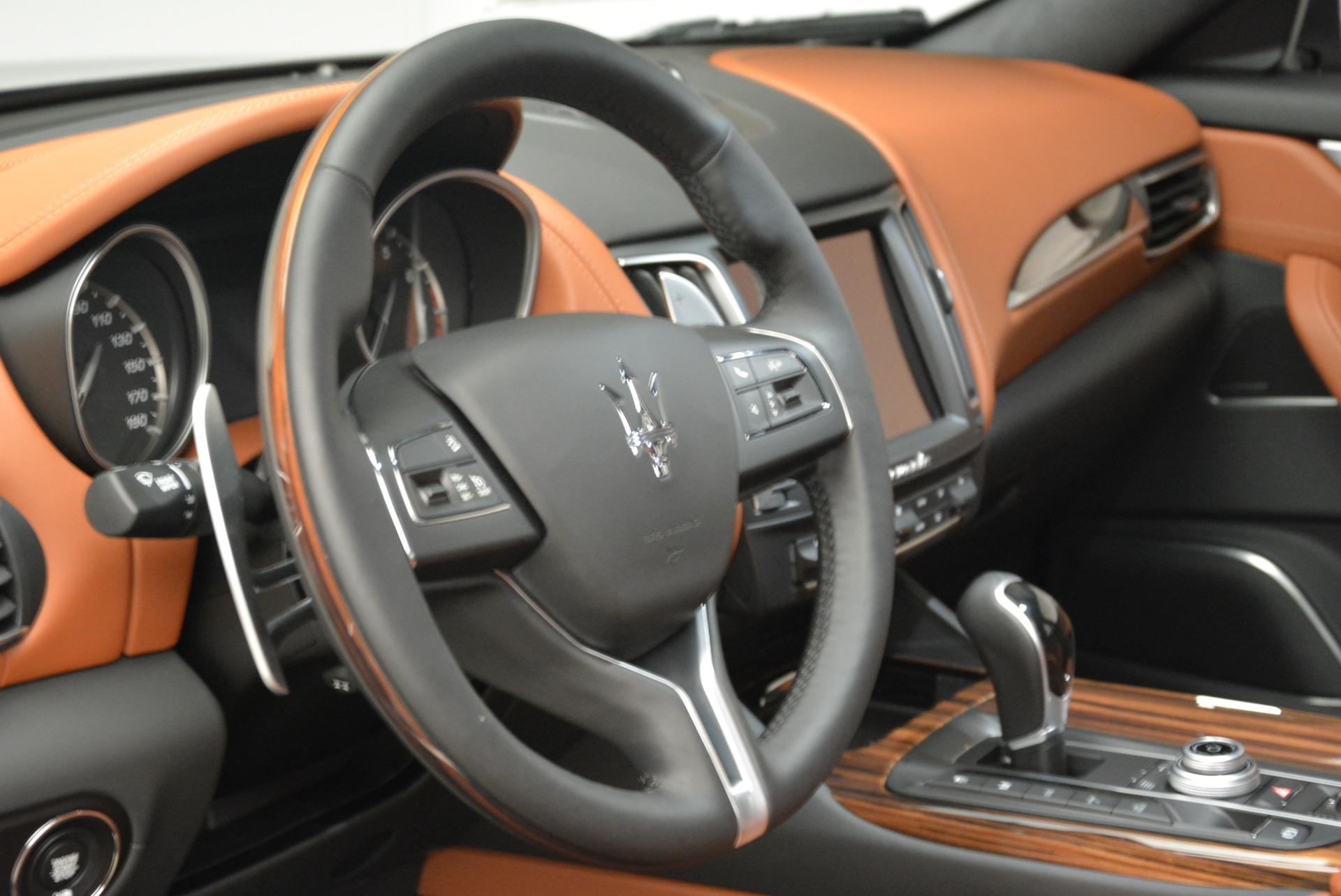 New 2018 Maserati Levante Q4 GranLusso | Greenwich, CT