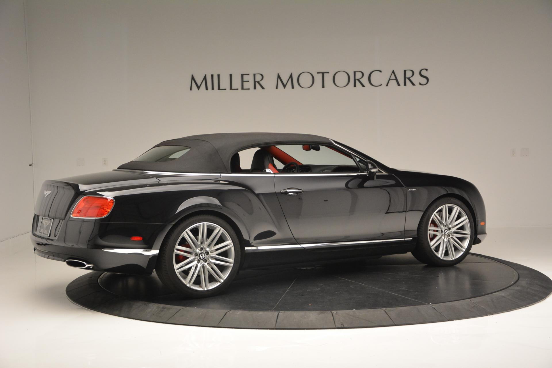 Used 2014 Bentley Continental GT Speed Convertible | Greenwich, CT