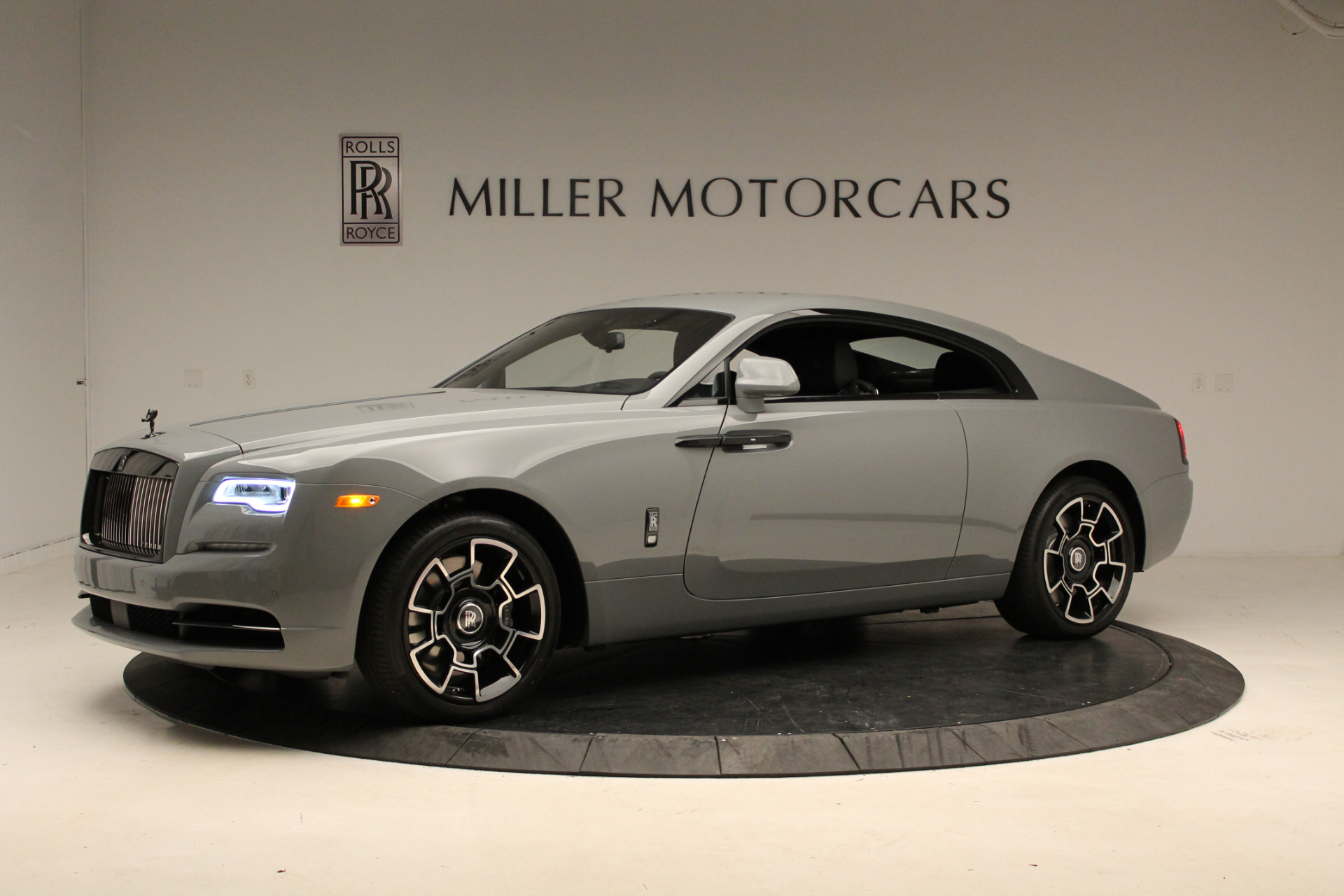 New 2018 Rolls-Royce Wraith Black Badge | Greenwich, CT