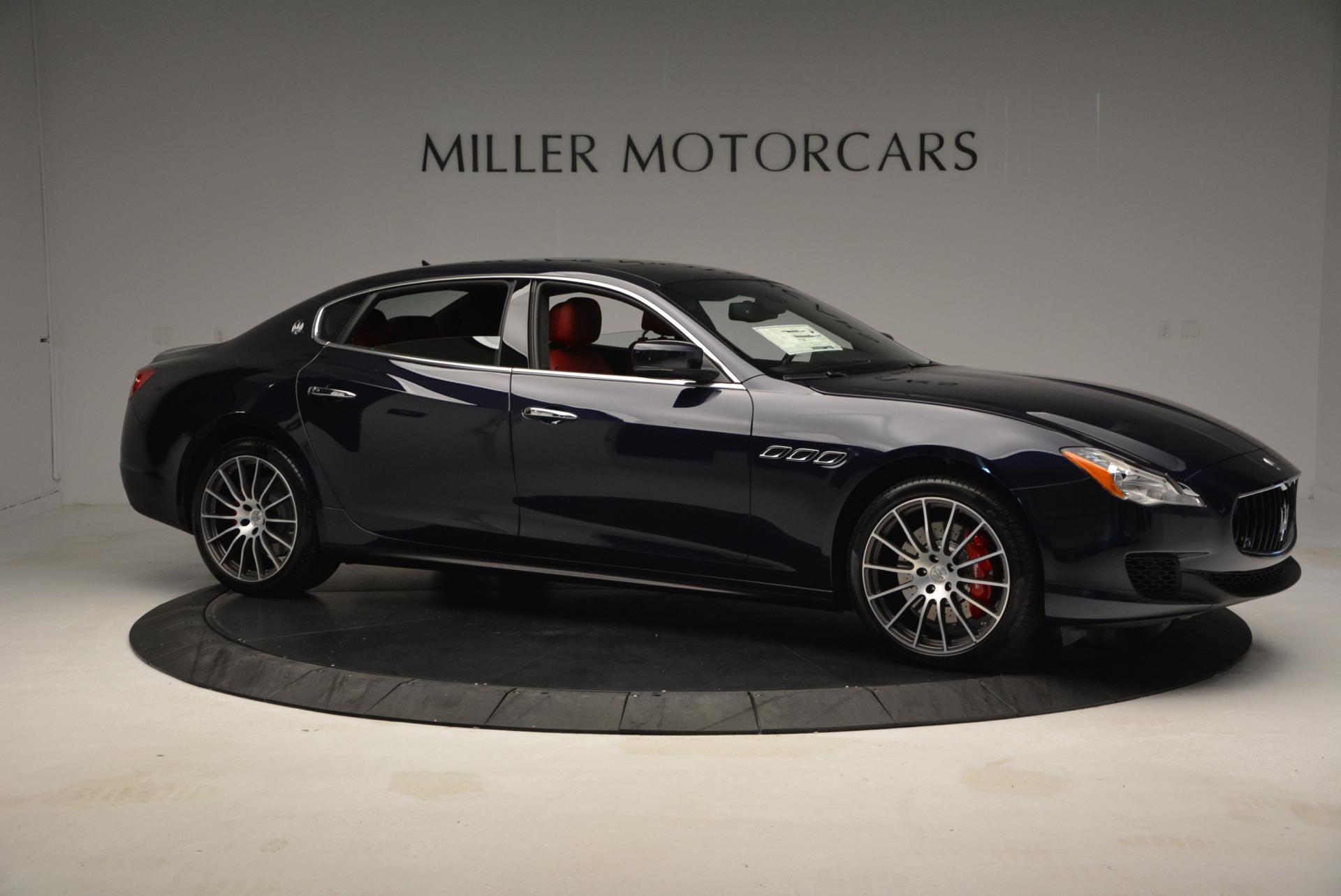 New 2016 Maserati Quattroporte S Q4  *******      DEALER'S  DEMO   Greenwich, CT