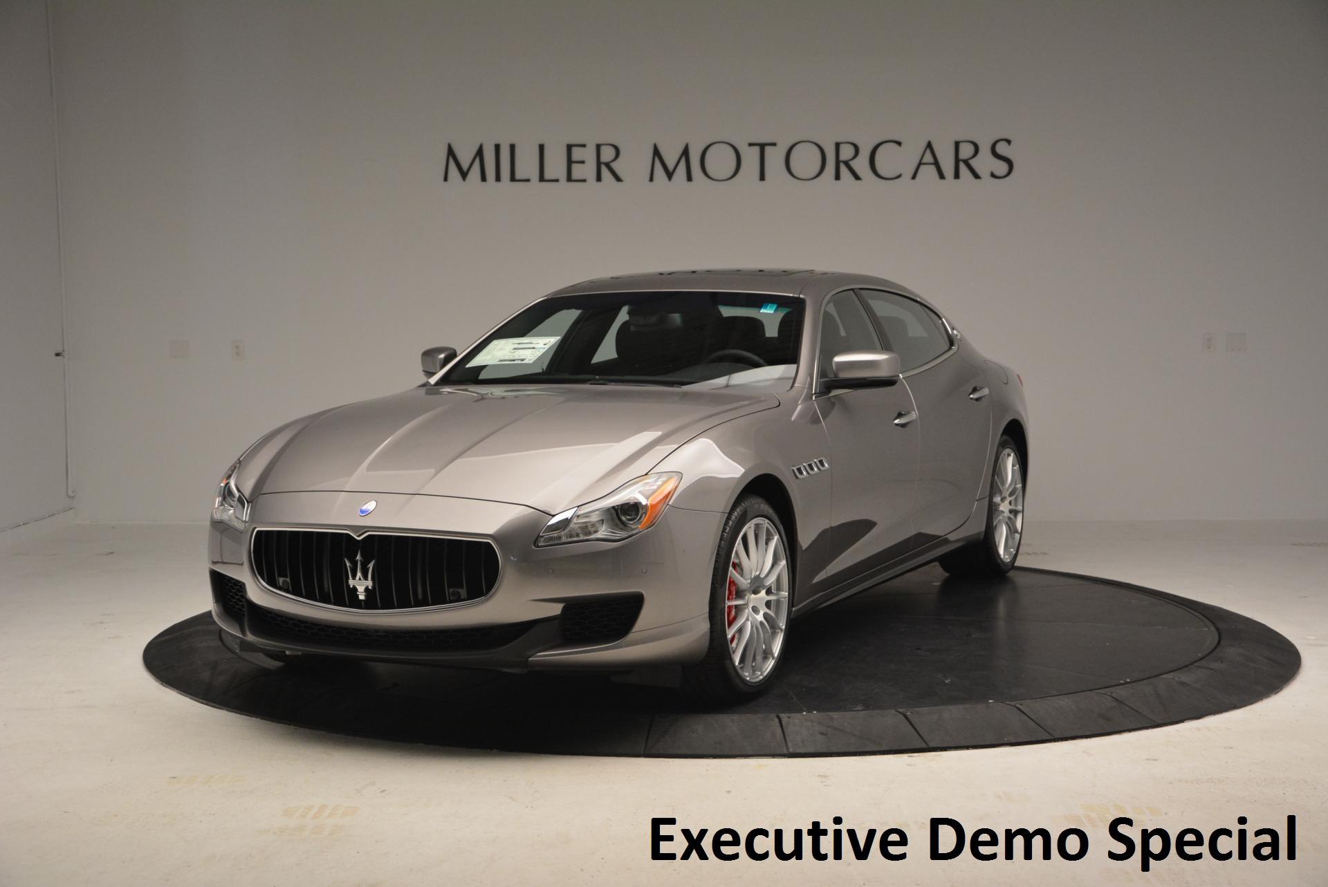 New 2016 Maserati Quattroporte S Q4   Greenwich, CT