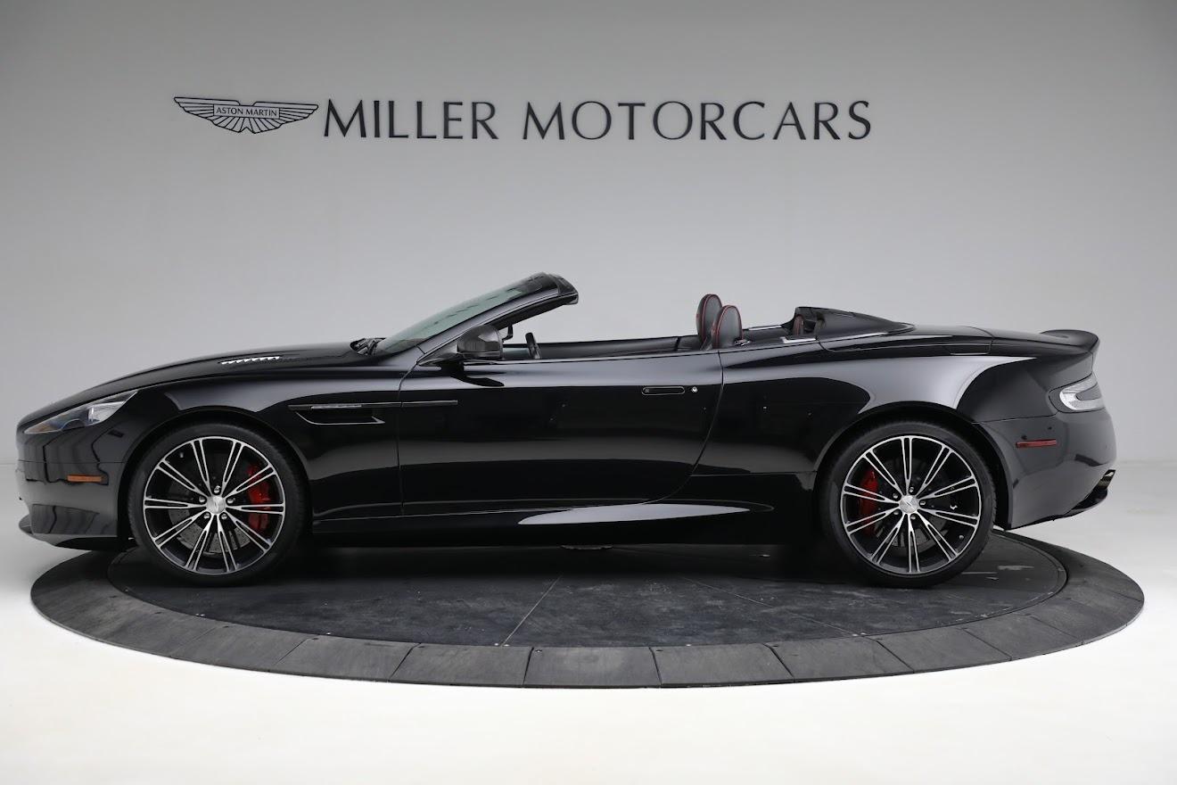 Used 2015 Aston Martin DB9 Convertible | Greenwich, CT