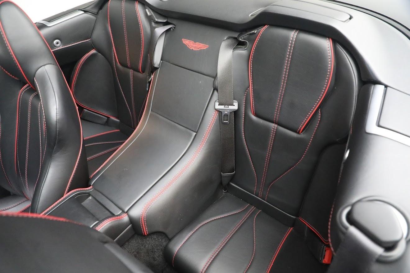 Used 2015 Aston Martin DB9 Carbon Edition Volante   Greenwich, CT
