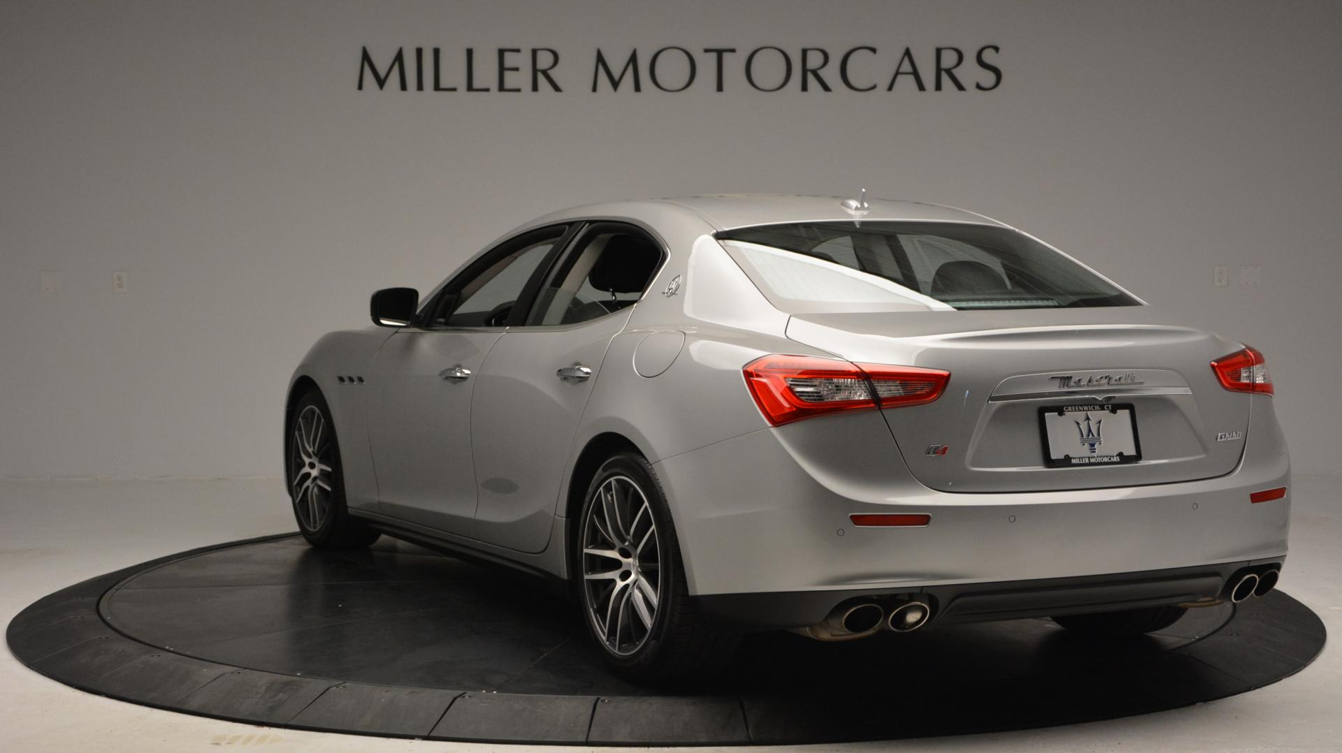 New 2016 Maserati Ghibli S Q4 | Greenwich, CT