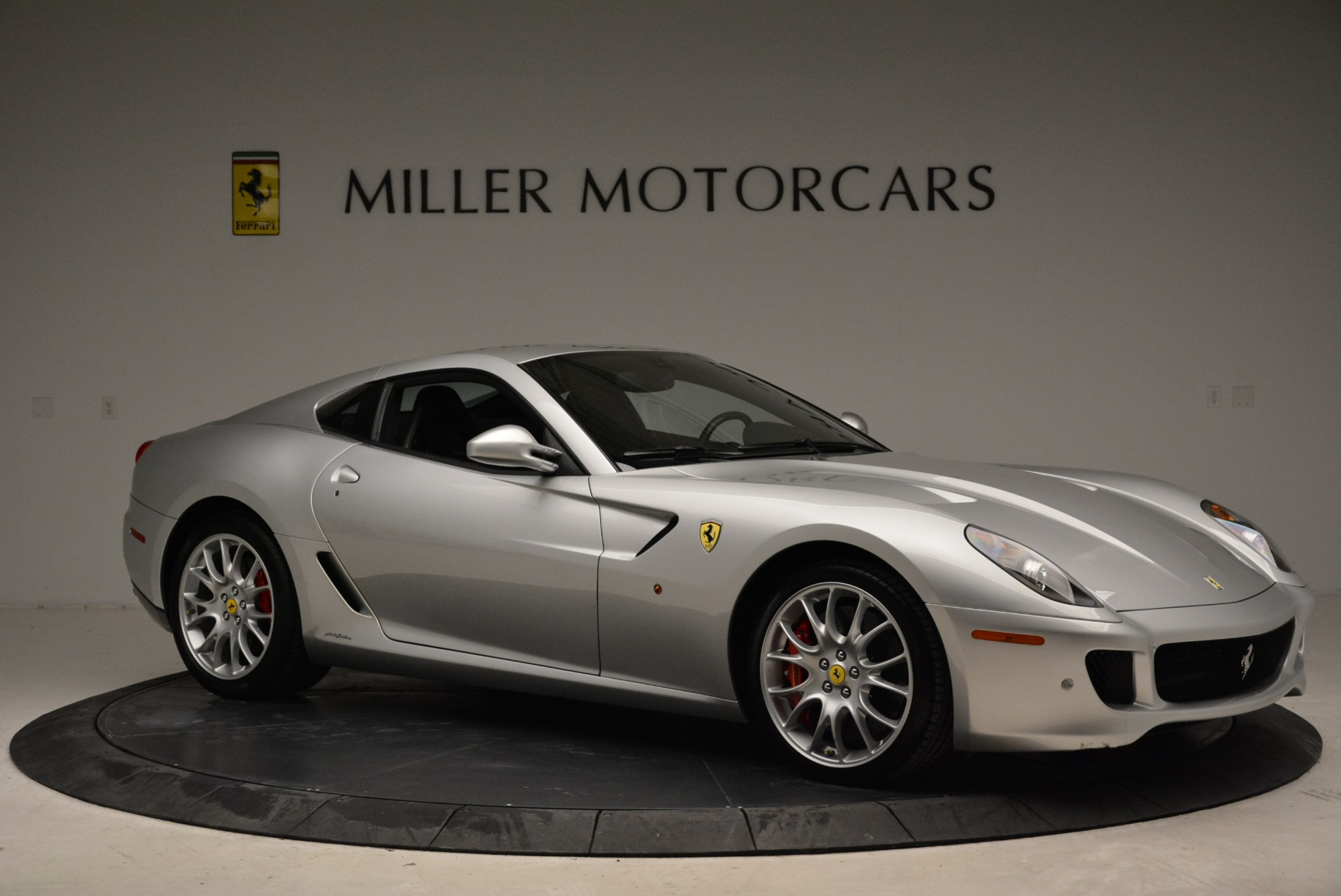 Used 2010 Ferrari 599 GTB Fiorano  | Greenwich, CT