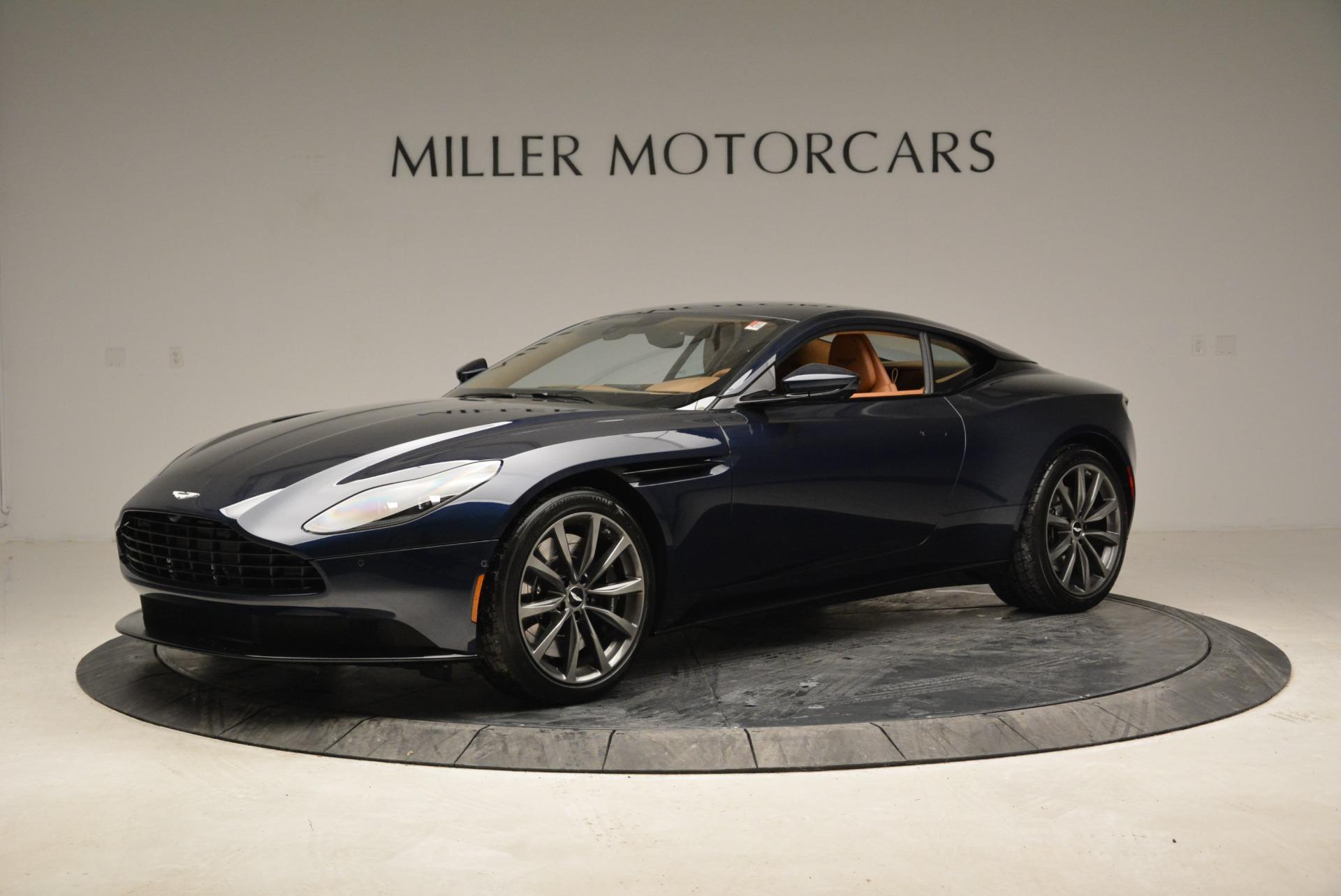 New 2018 Aston Martin DB11 V8   Greenwich, CT