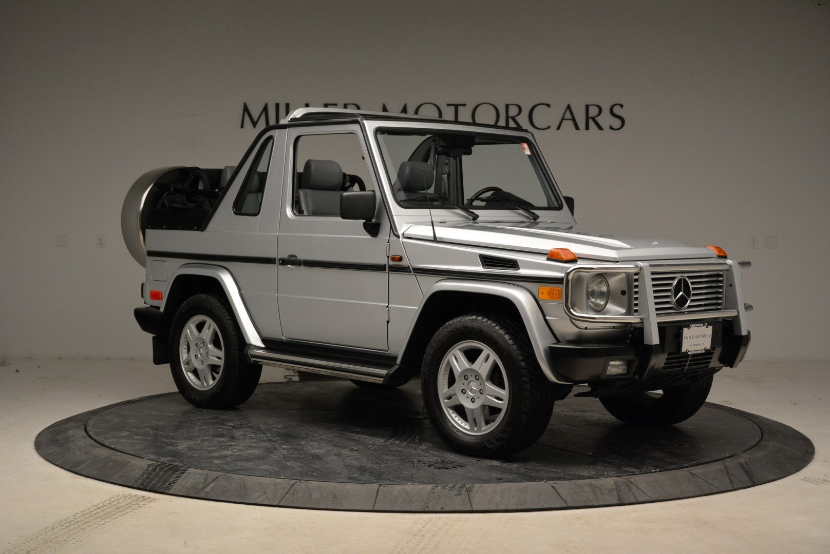 Used 1999 Mercedes Benz G500 Cabriolet | Greenwich, CT