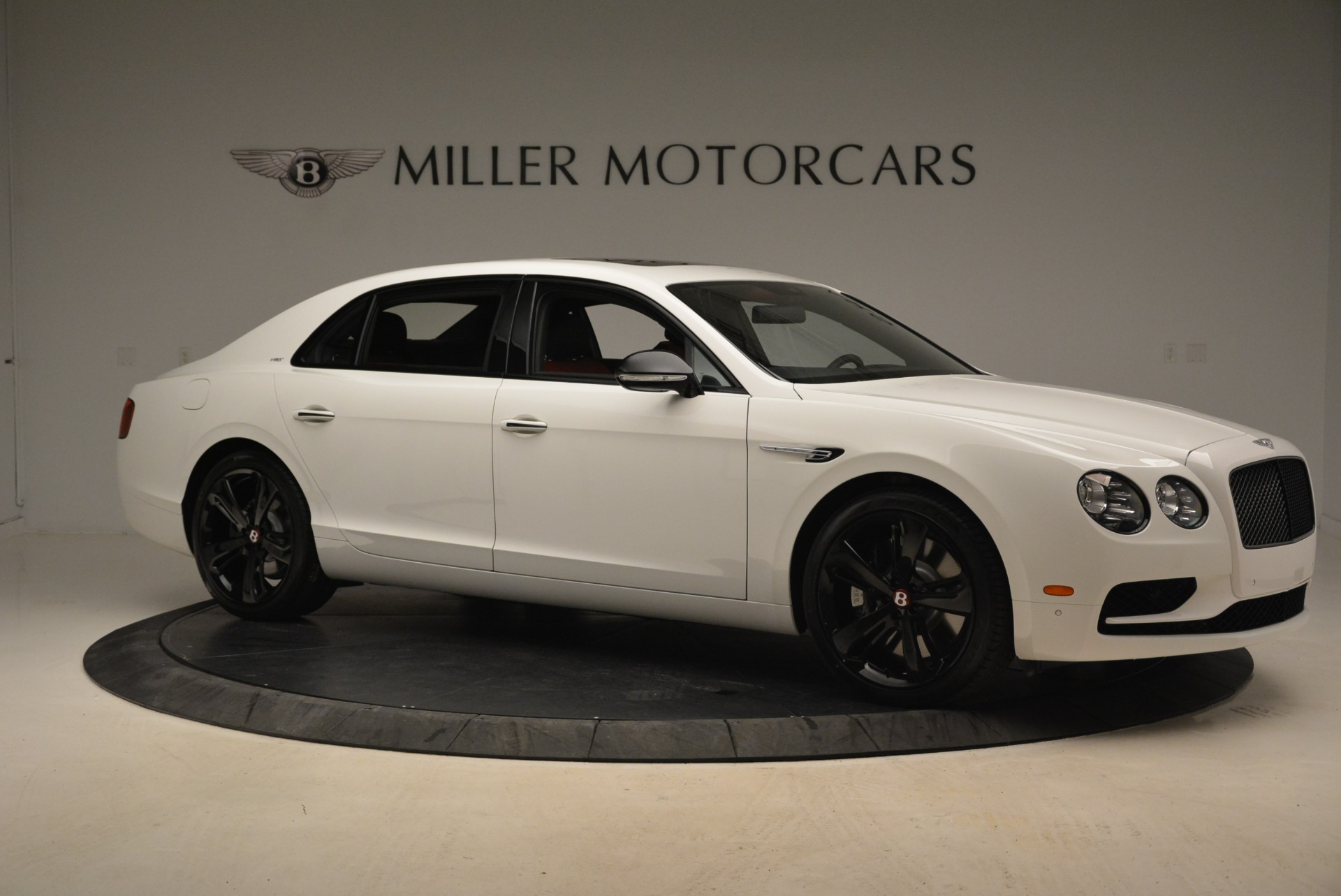 Used 2018 Bentley Flying Spur V8 S Black Edition | Greenwich, CT