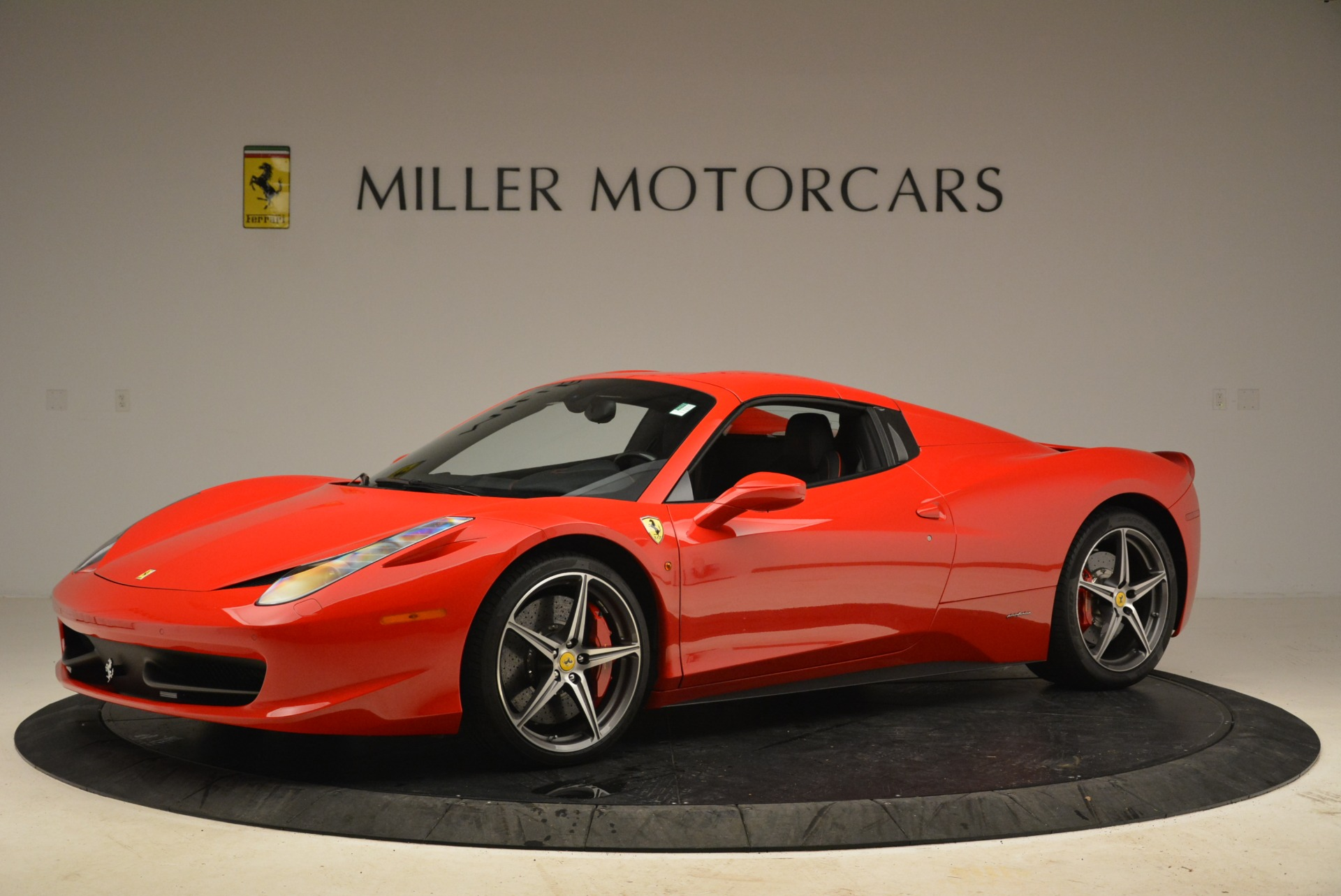 Used 2014 Ferrari 458 Spider  | Greenwich, CT