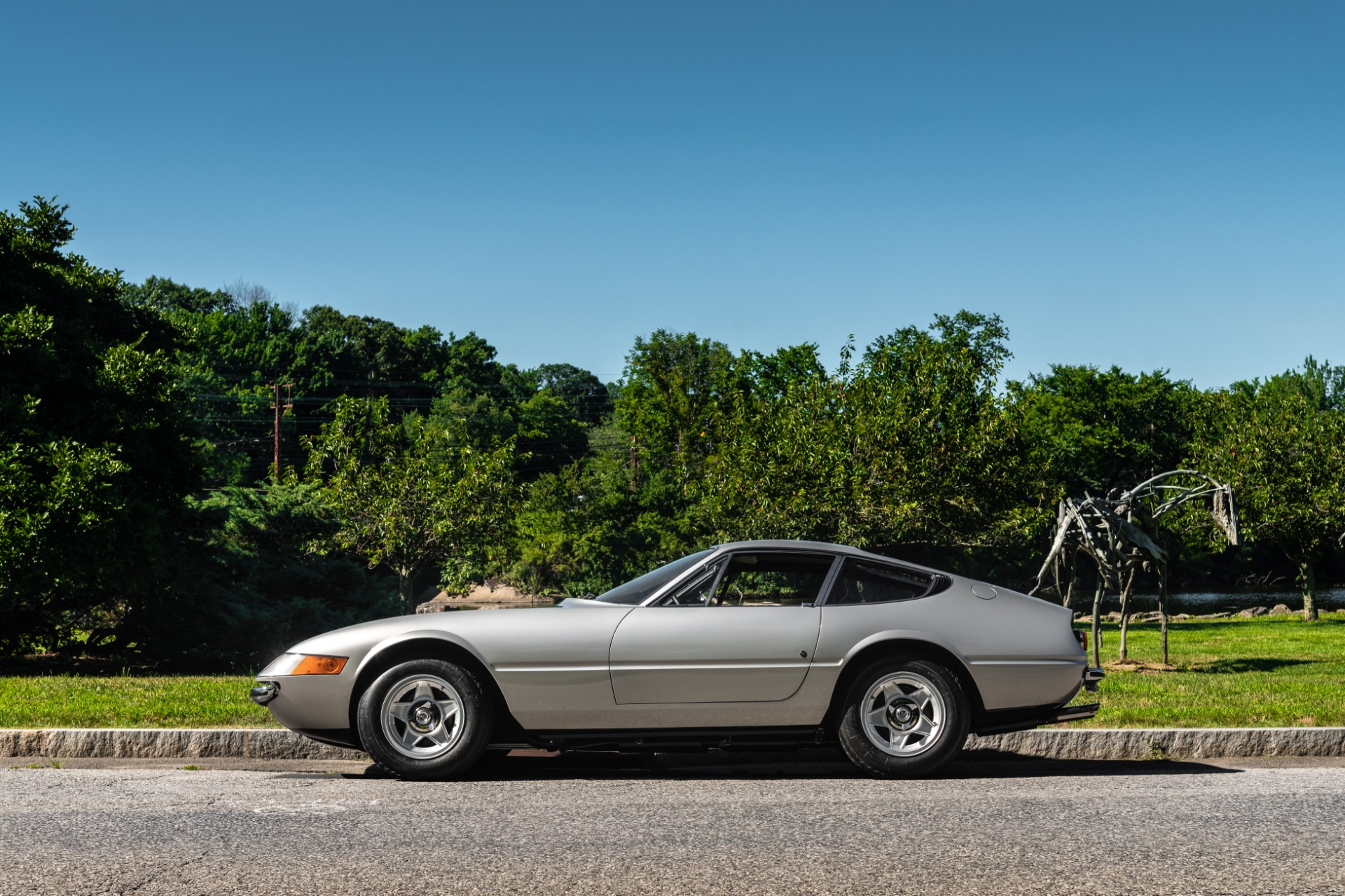 Used 1971 Ferrari 365 GTB/4 Daytona | Greenwich, CT