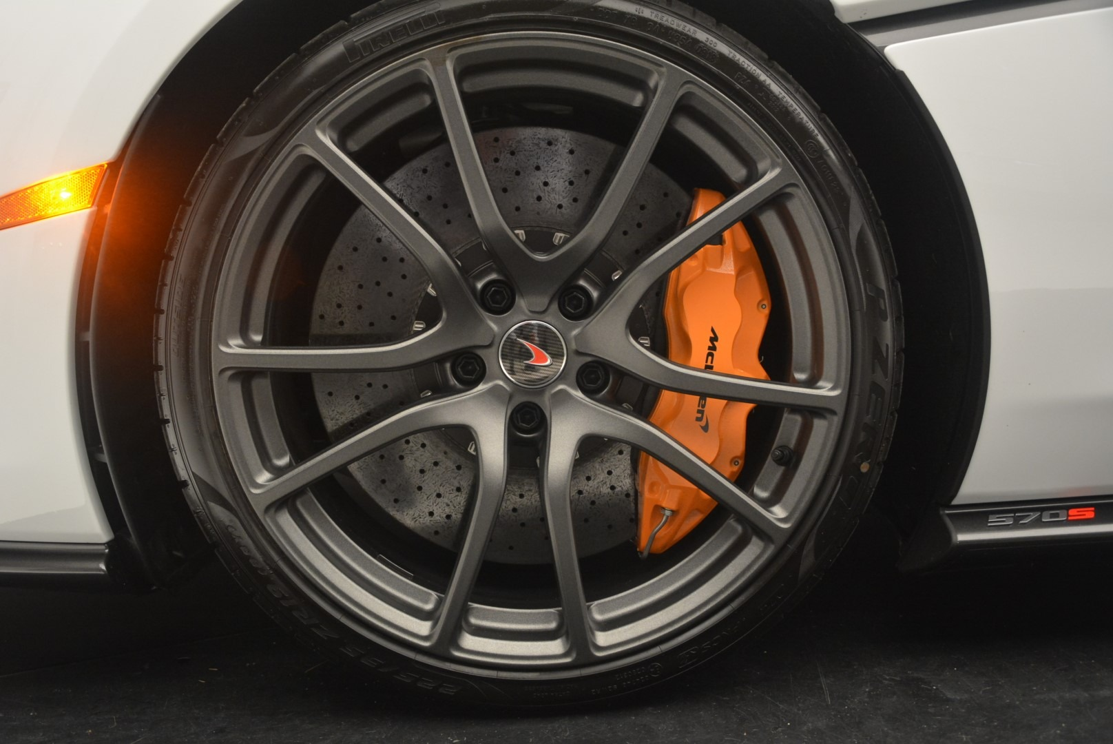 Used 2018 McLaren 570S Track Pack   Greenwich, CT