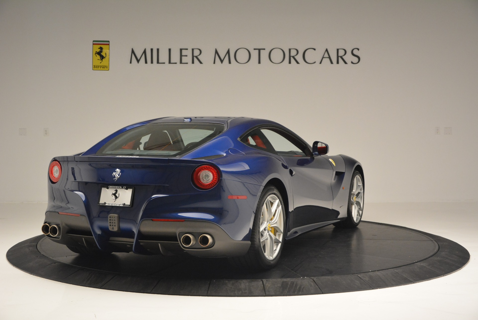 Used 2016 Ferrari F12 Berlinetta  | Greenwich, CT
