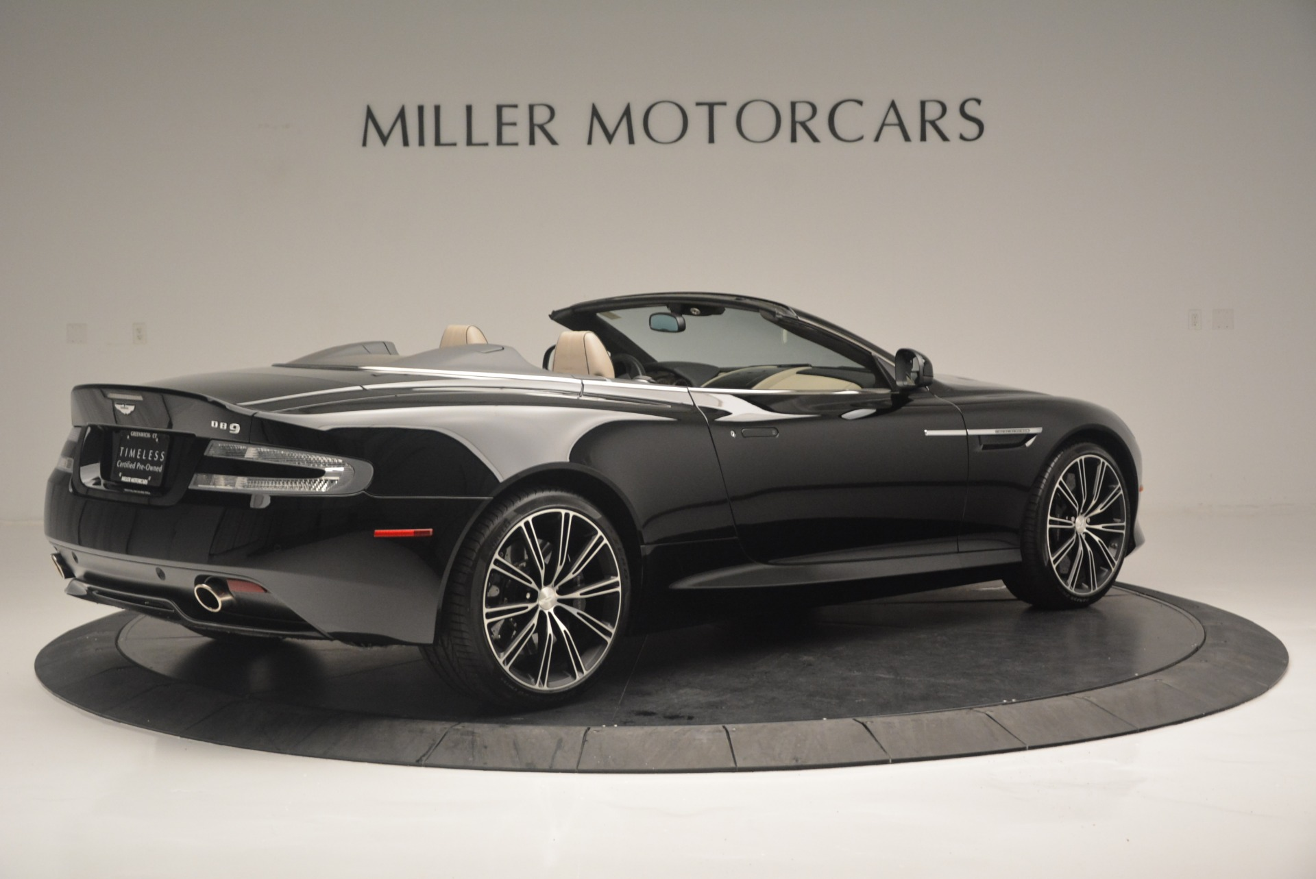 Used 2015 Aston Martin DB9 Volante | Greenwich, CT