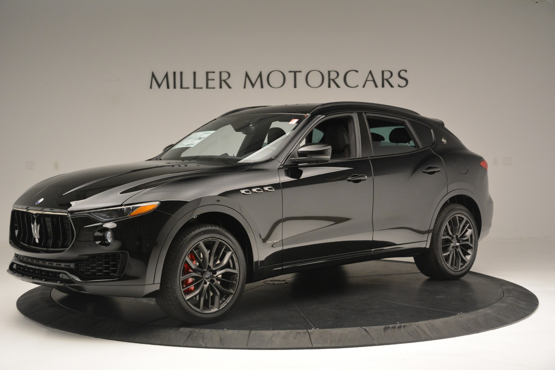 New 2018 Maserati Levante S Q4 GranSport Nerissimo | Greenwich, CT