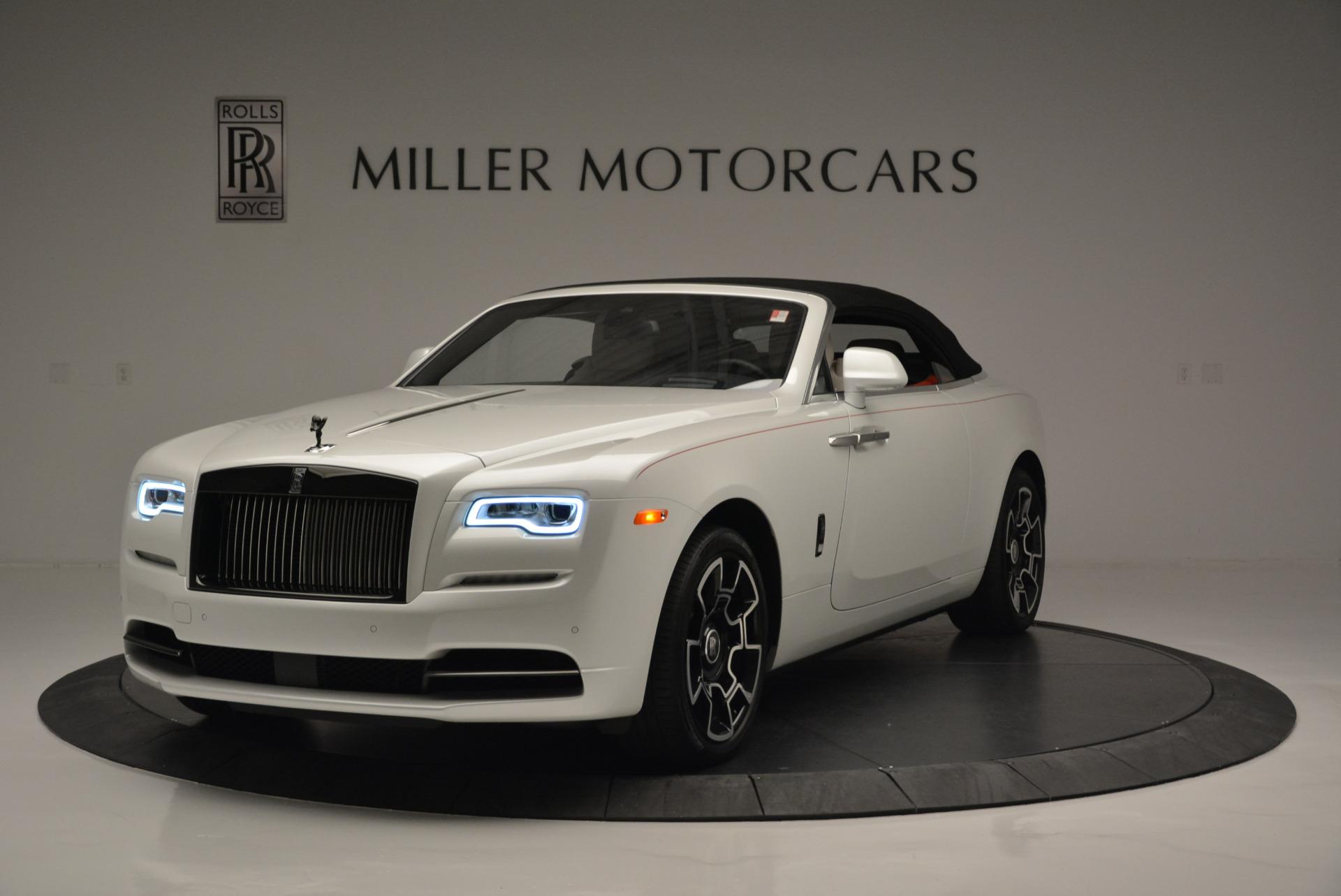 Used 2018 Rolls-Royce Dawn Black Badge | Greenwich, CT
