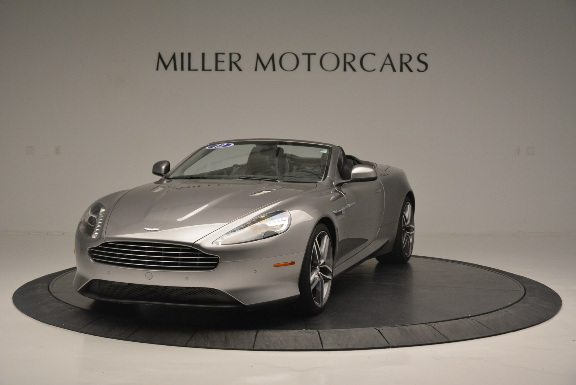 2012 Aston Martin Virage Volante Stock A1292a For Sale Near