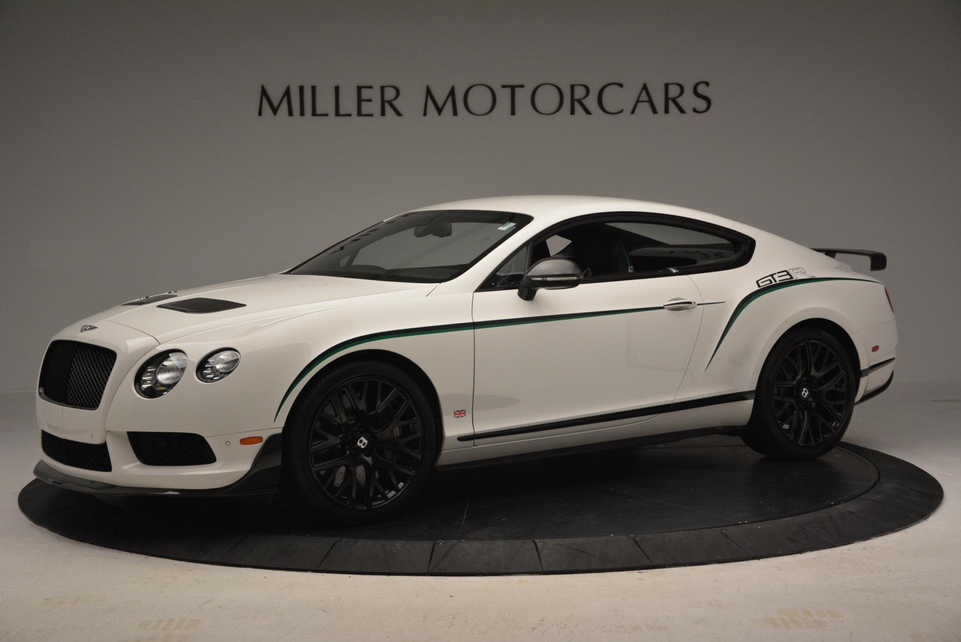 Used 2015 Bentley GT GT3-R  | Greenwich, CT