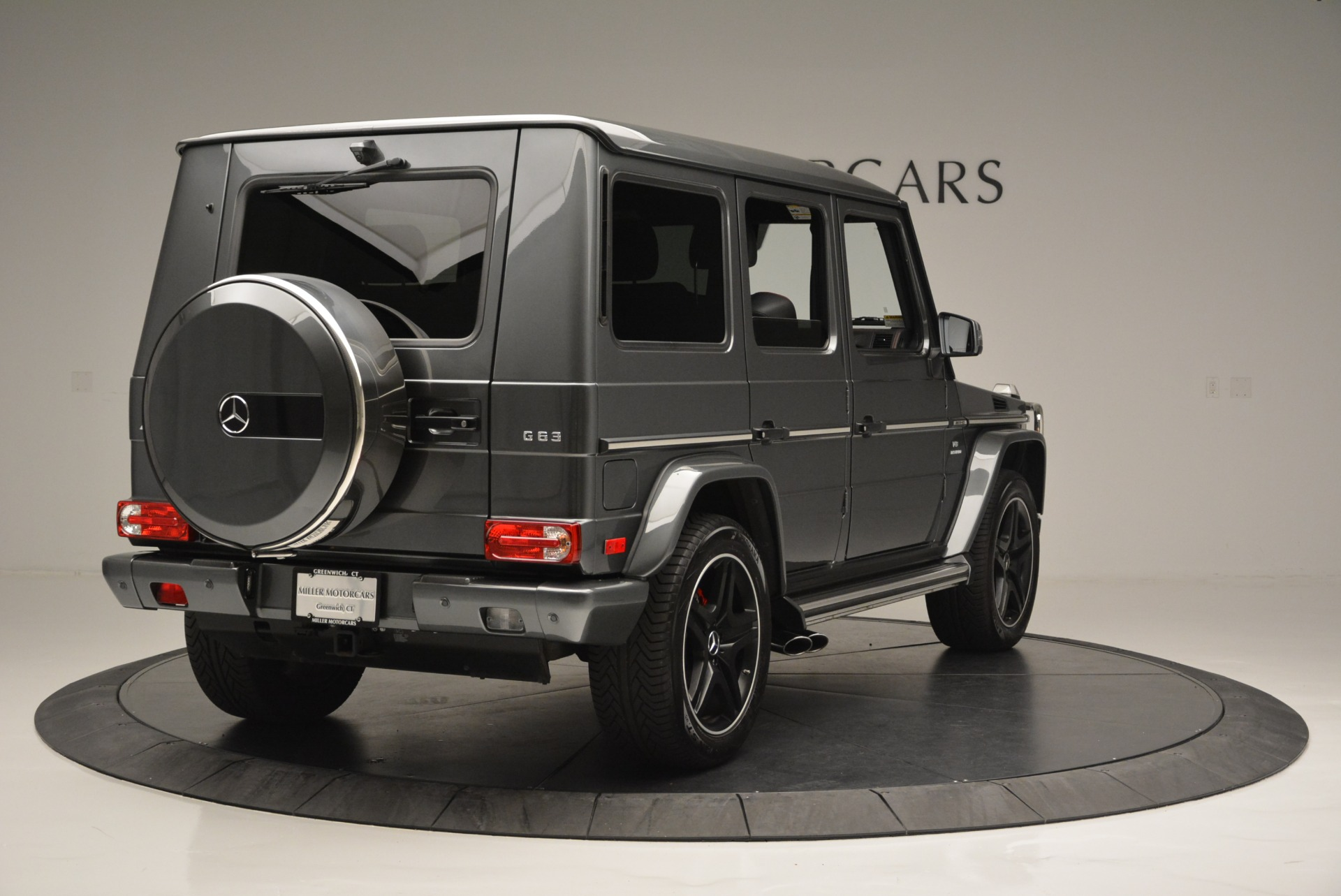Used 2017 Mercedes-Benz G-Class AMG G 63 | Greenwich, CT