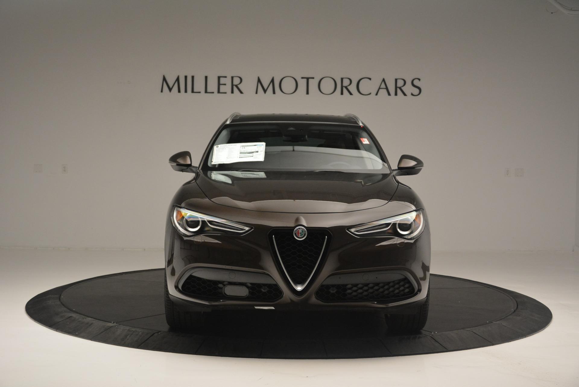 New 2018 Alfa Romeo Stelvio Ti Q4   Greenwich, CT