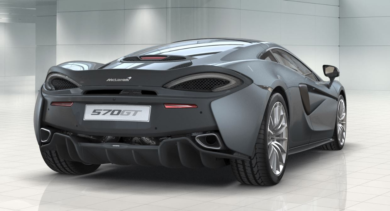 New 2018 McLaren 570GT  | Greenwich, CT