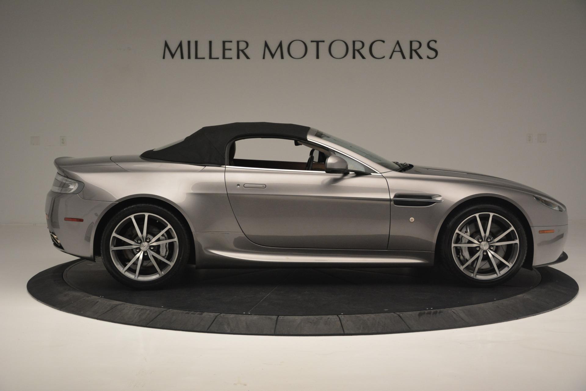Used 2015 Aston Martin V8 Vantage Roadster | Greenwich, CT