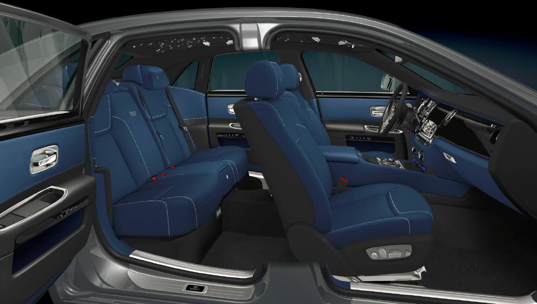 New 2018 Rolls-Royce Ghost Black Badge   Greenwich, CT