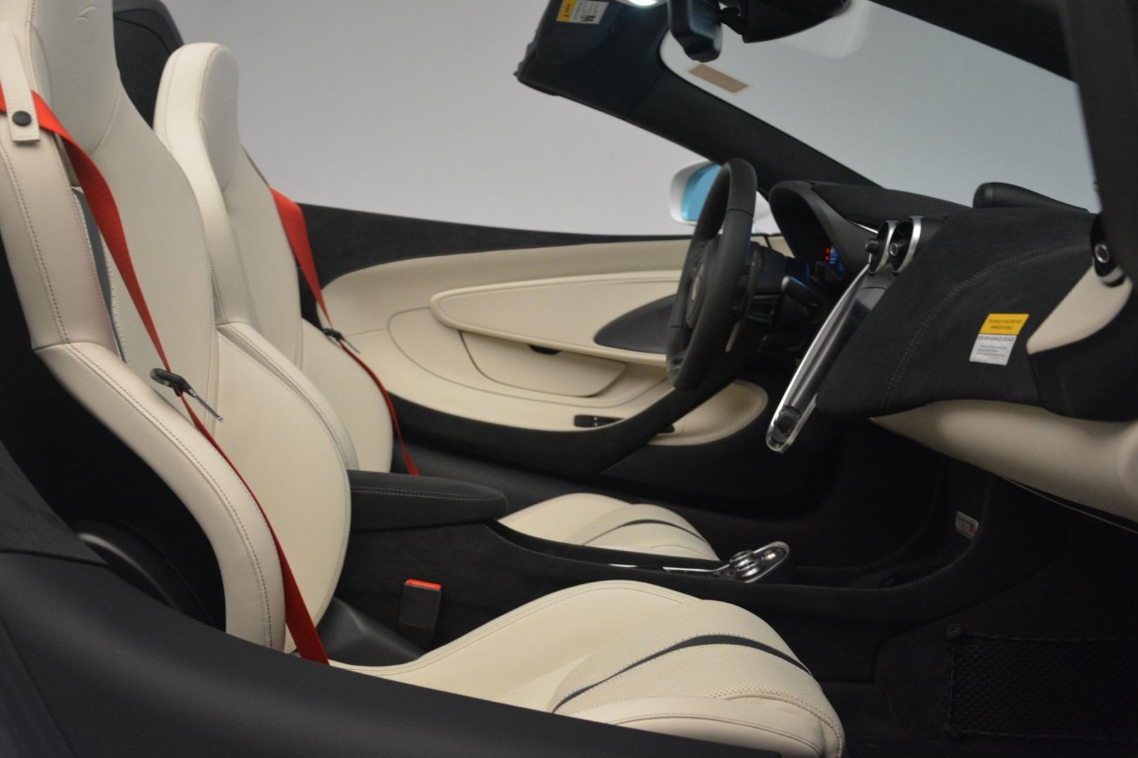 New 2019 McLaren 570S Spider Convertible   Greenwich, CT