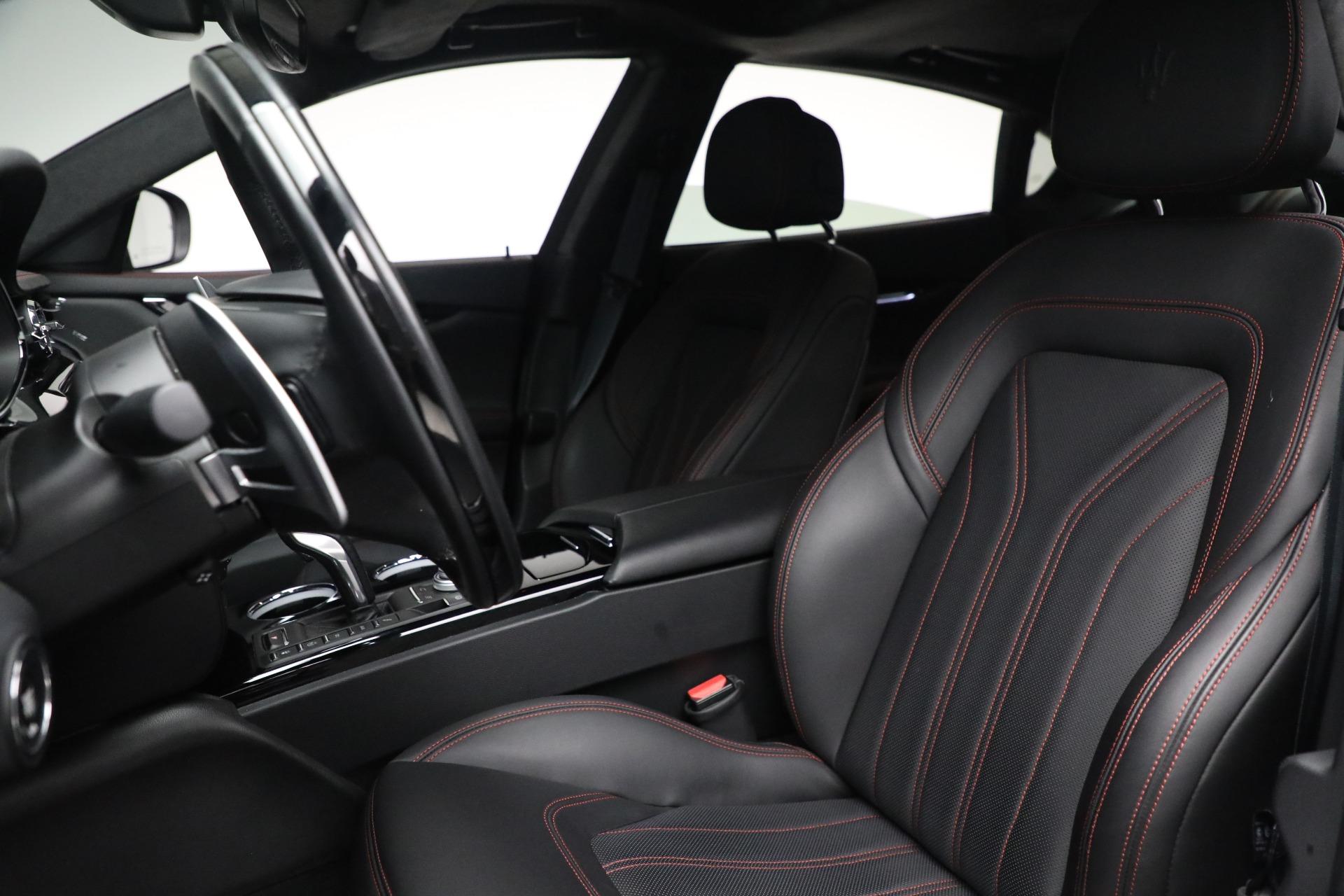 New 2019 Maserati Quattroporte S Q4 GranLusso | Greenwich, CT