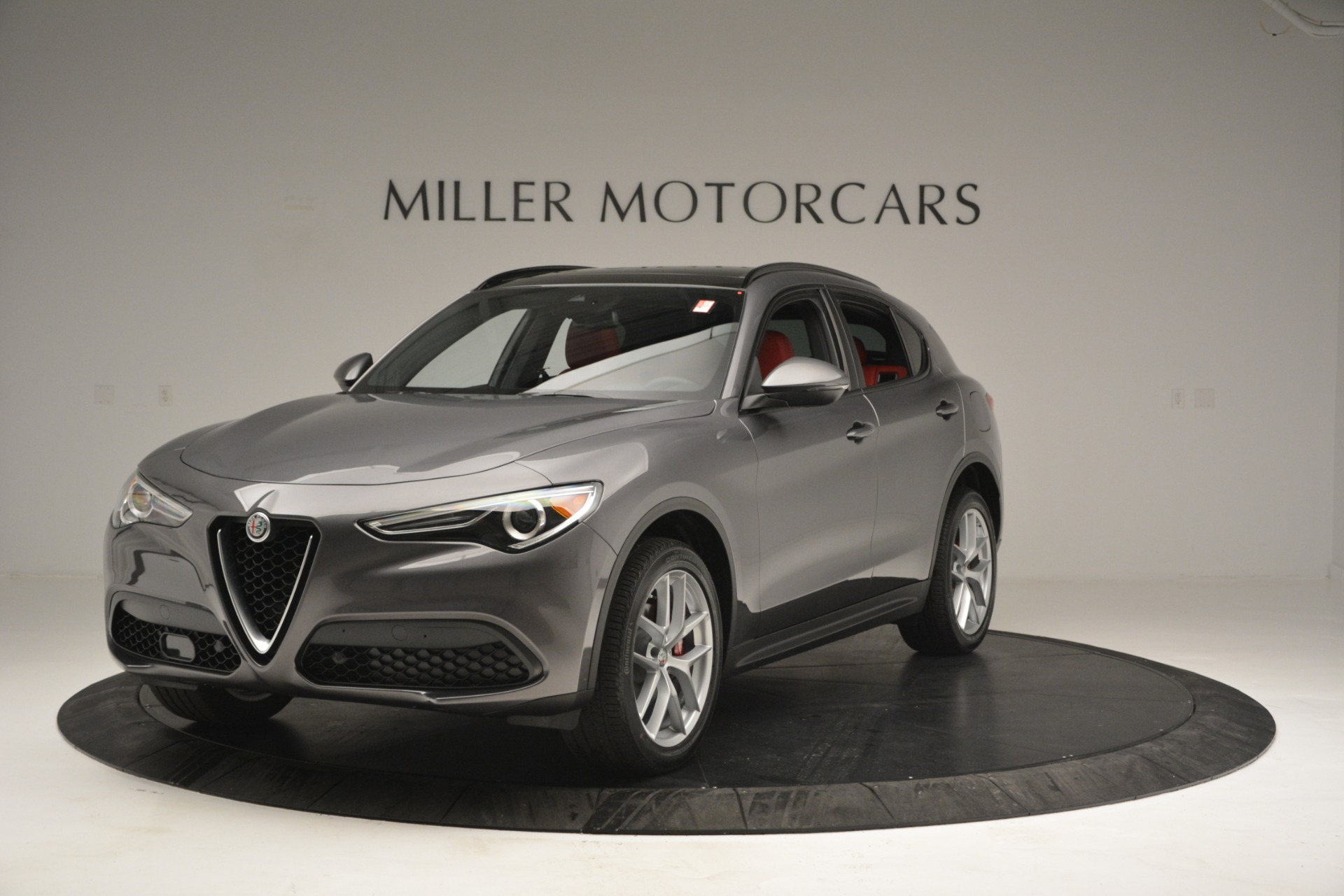 2019 Alfa Romeo Stelvio Ti Sport Q4 Stock Lw256 For Sale Near
